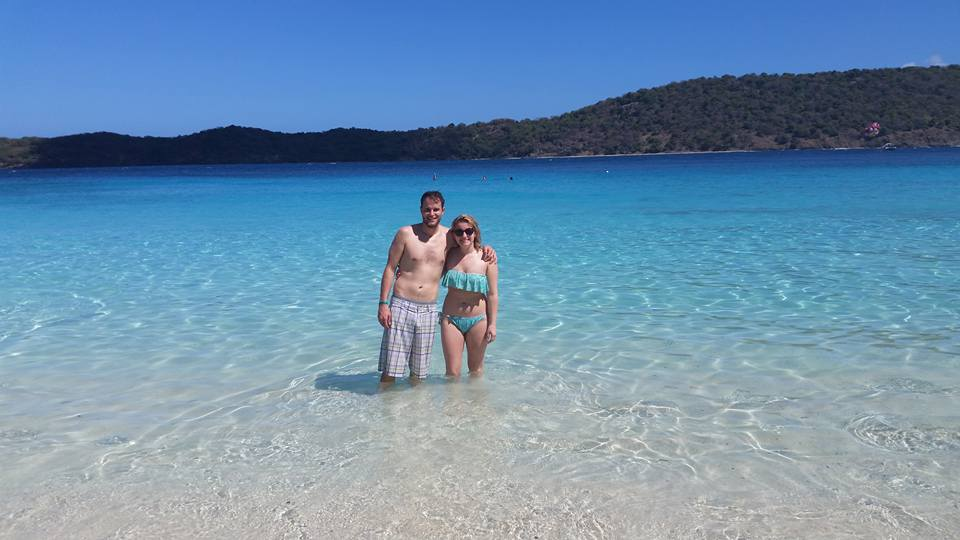 Honeymoon 2016 in St. Thomas! (The best/most affordable place without a passport!)