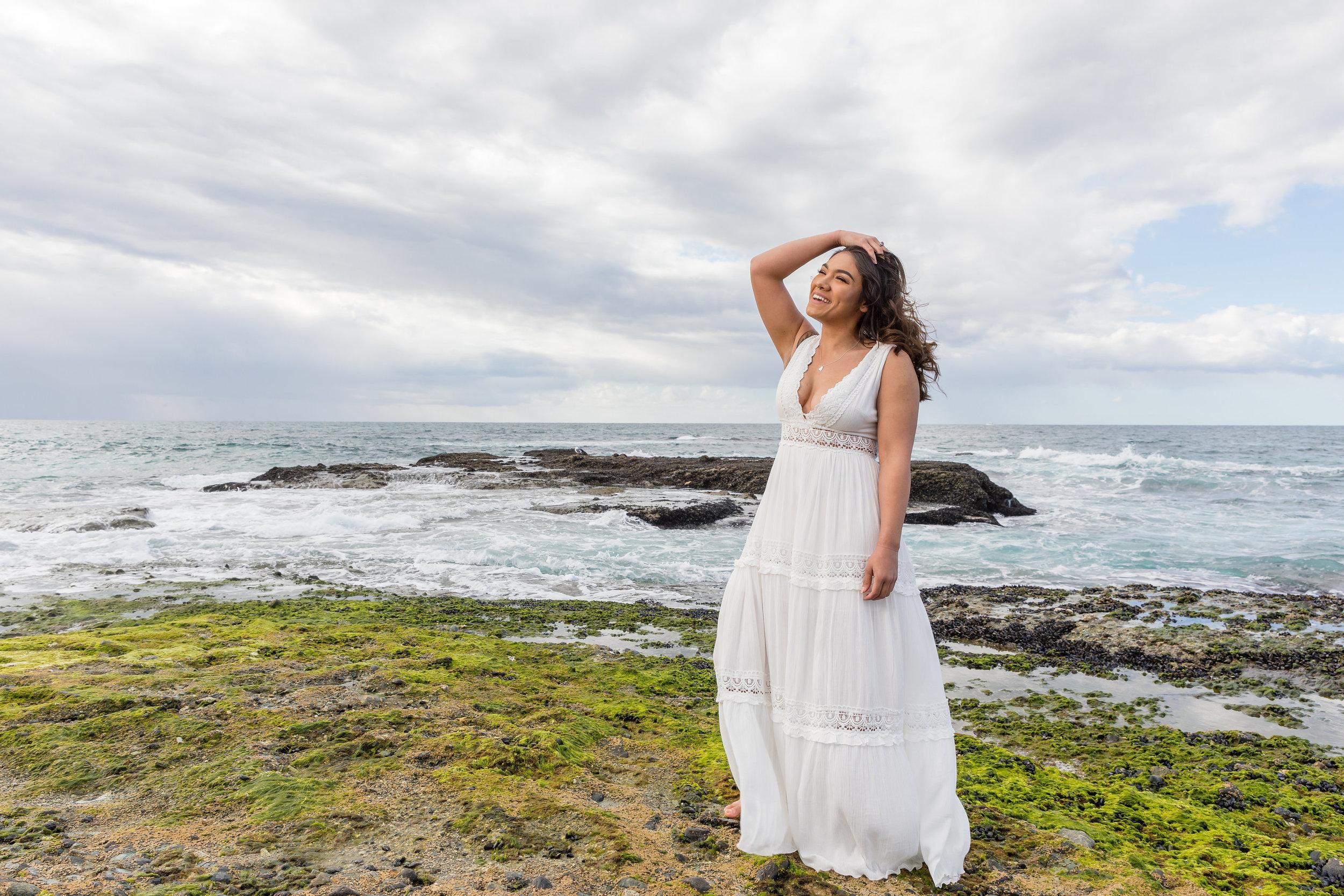 Female Portrait in Long White Dress on the Beach.jpg