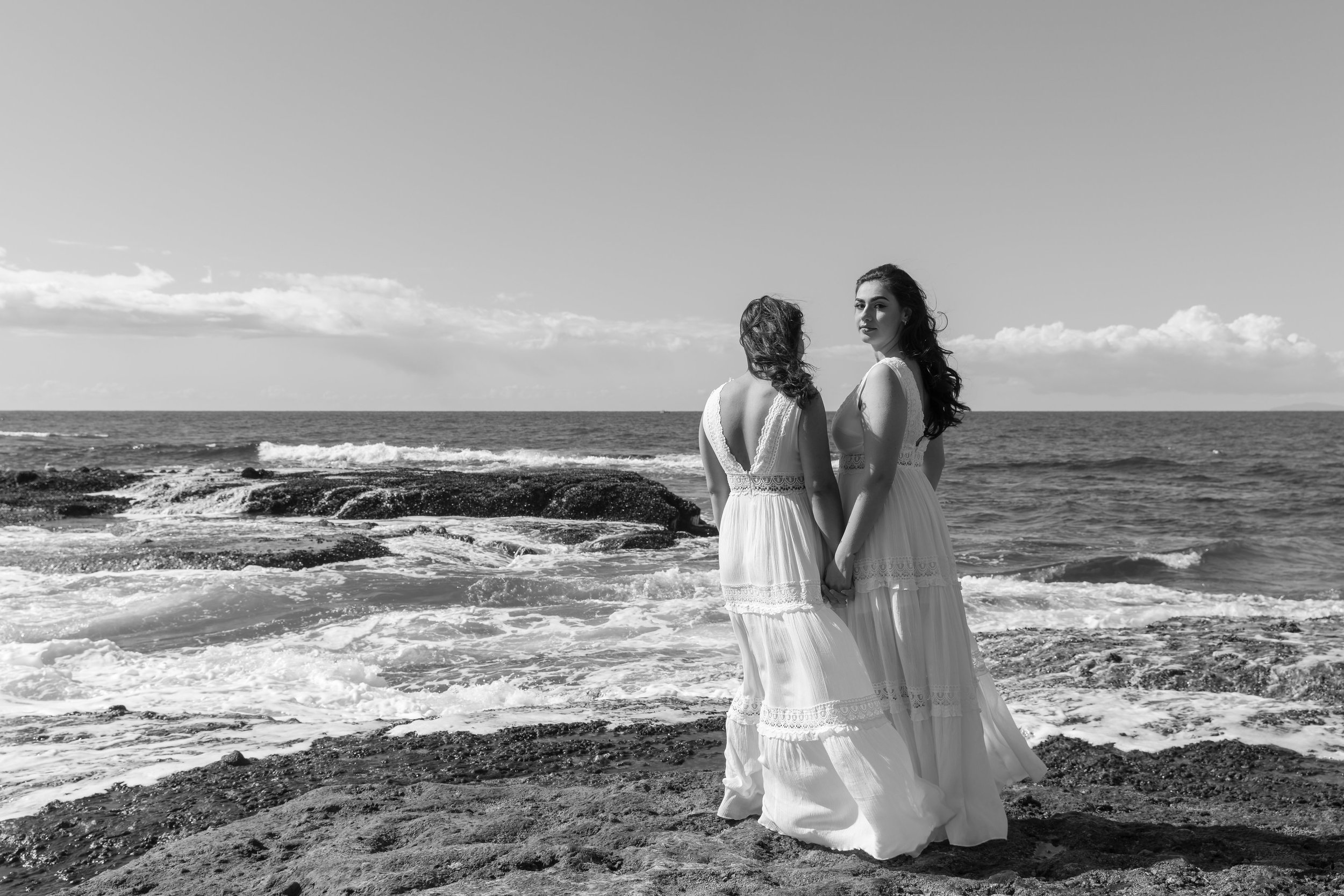 Windswept engaged females Laguna Beach Photo Session.jpg