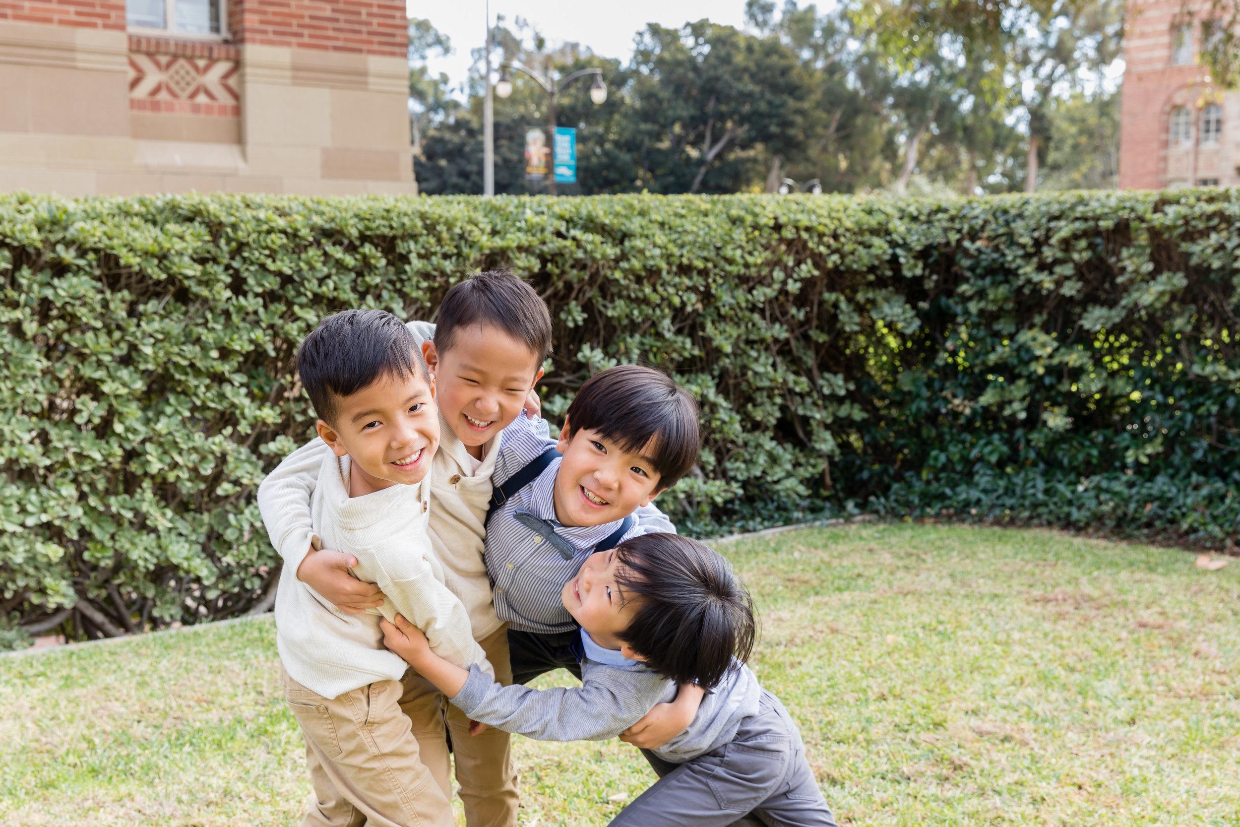 Lifestyle fun kid session at UCLA family portraits.jpg