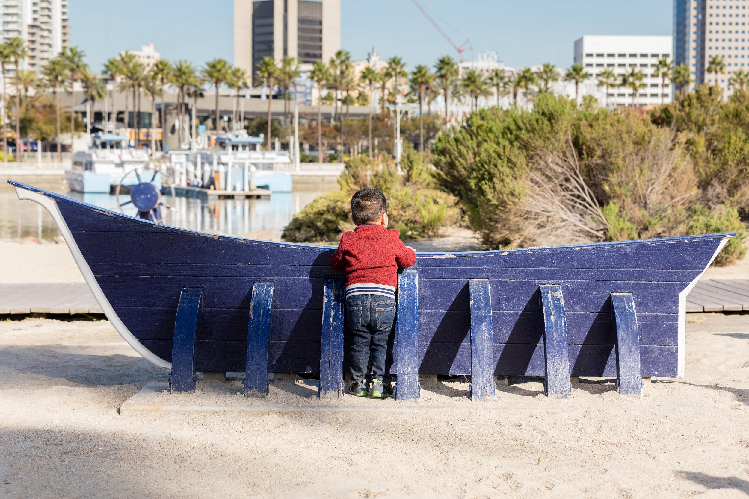 Nautical beach baby Long Beach.jpg
