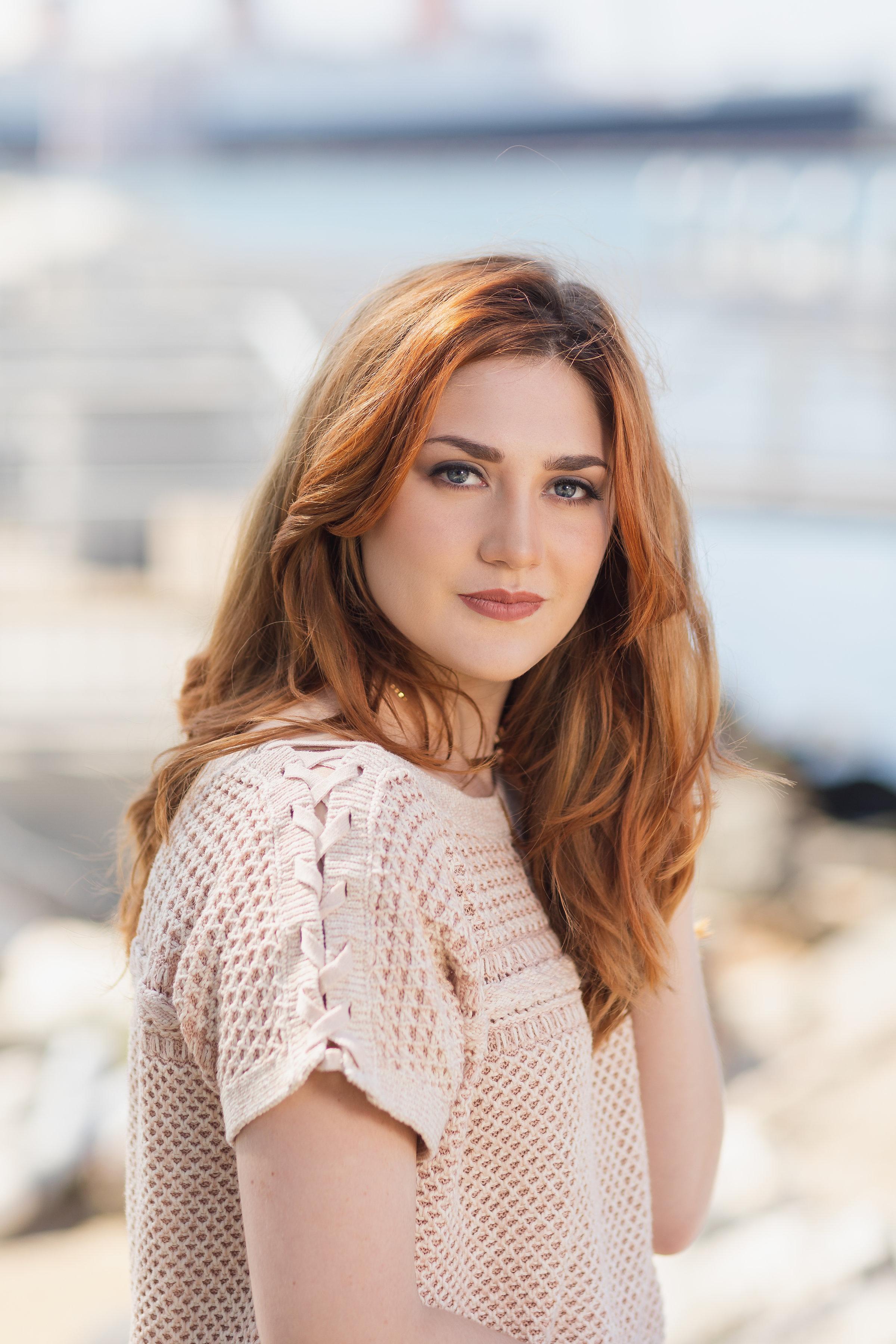 Model: Abigail Reed | Hair & Makeup: Ashley Melendez