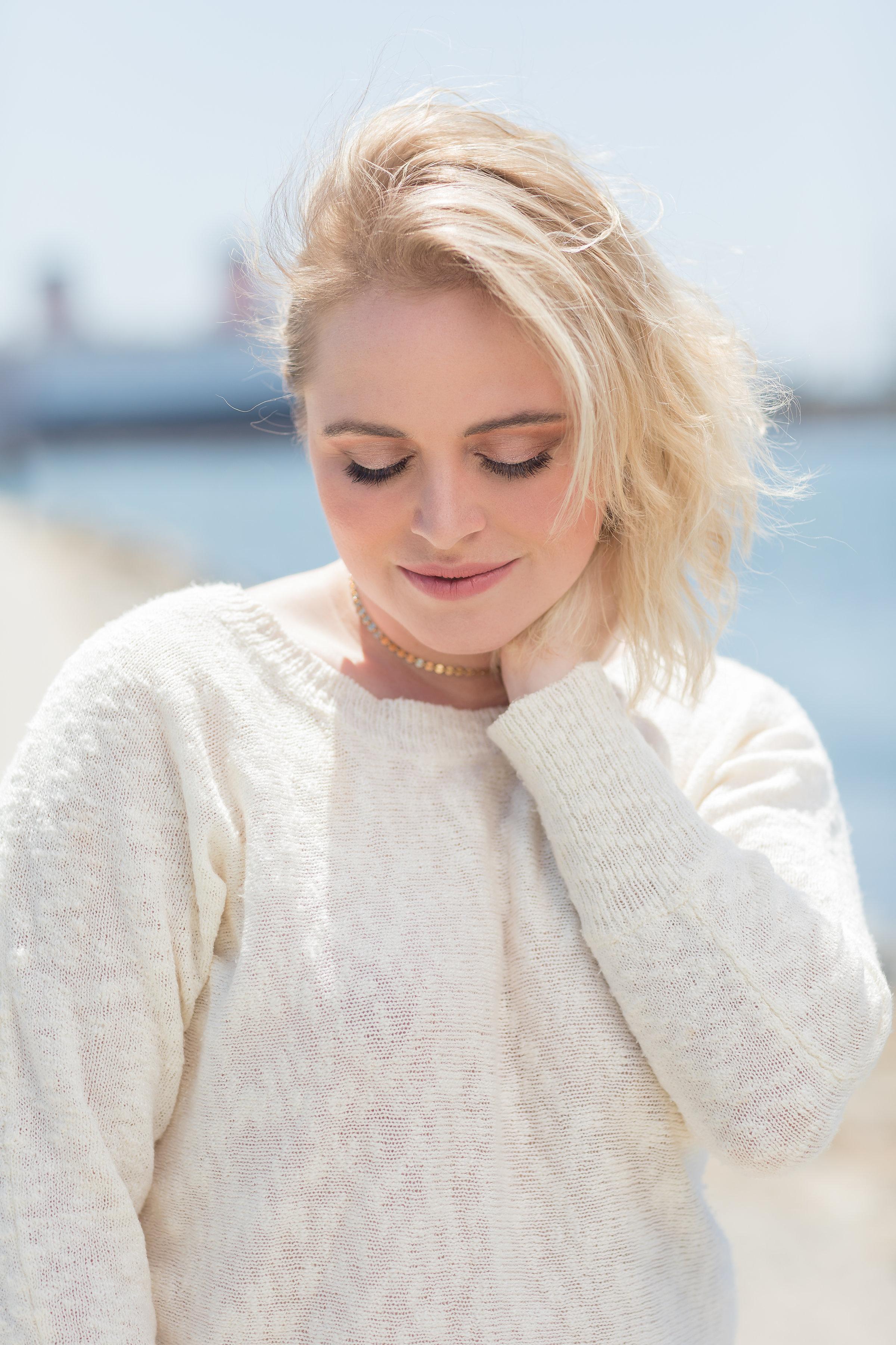 Model: Rachael Quinn | Hair & Makeup: Kari Koerper