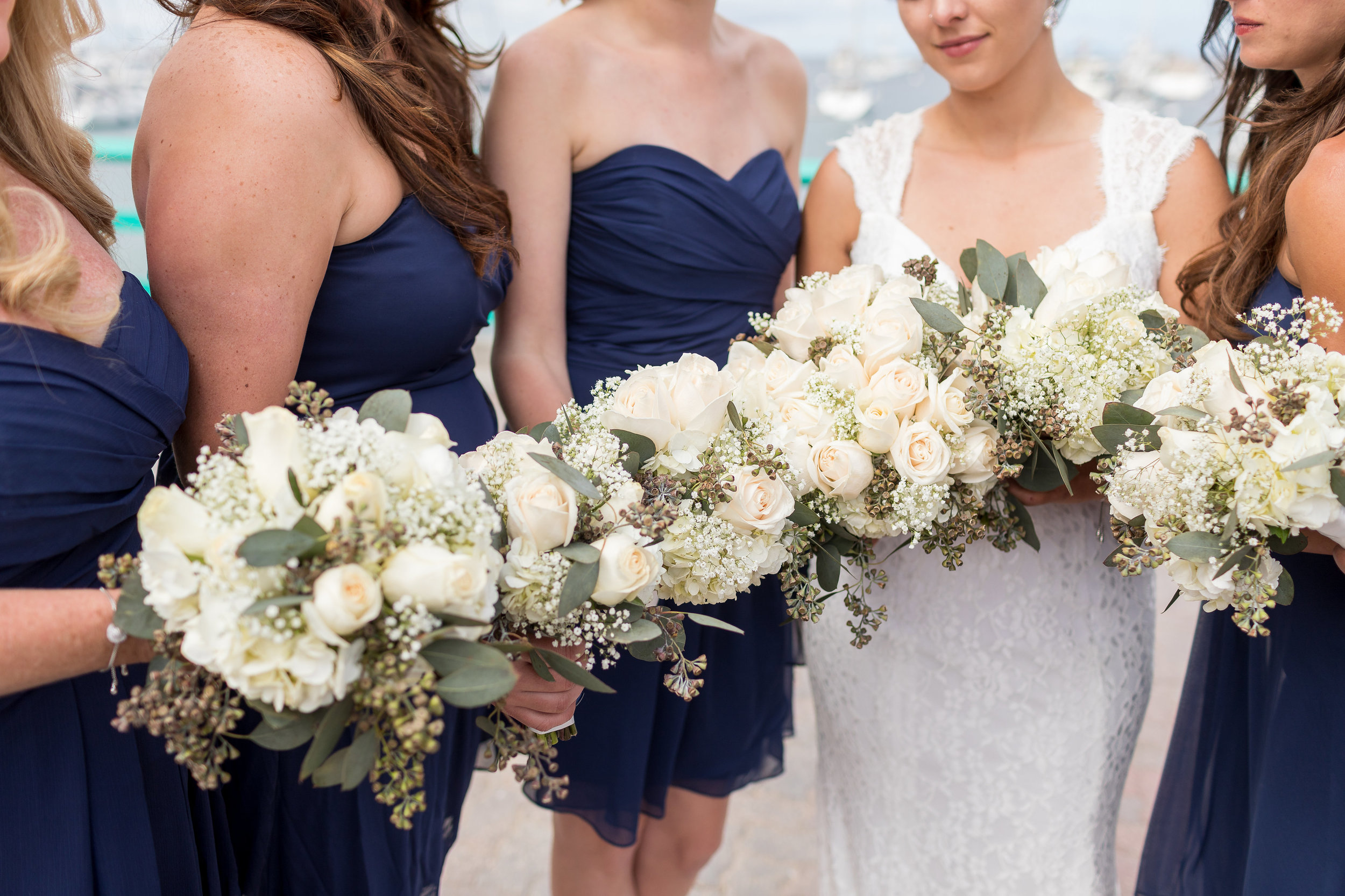 Photo of Bride and Bridesmaids Bouquets.jpg