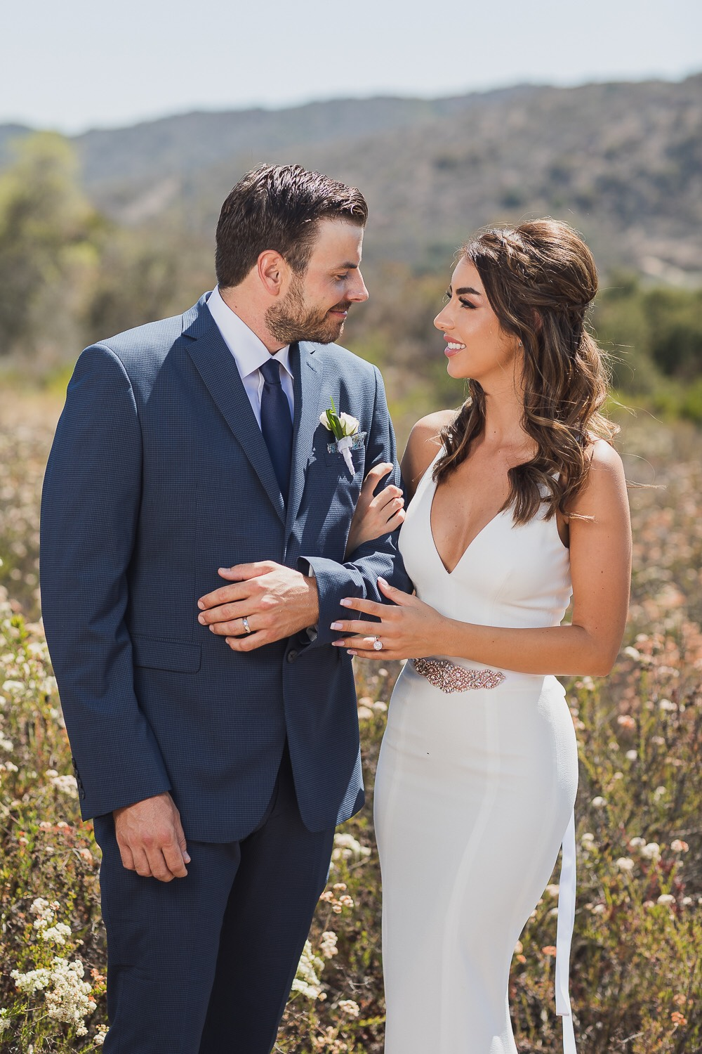 Stunning bride and groom at the james dilley laguna preserve.jpg