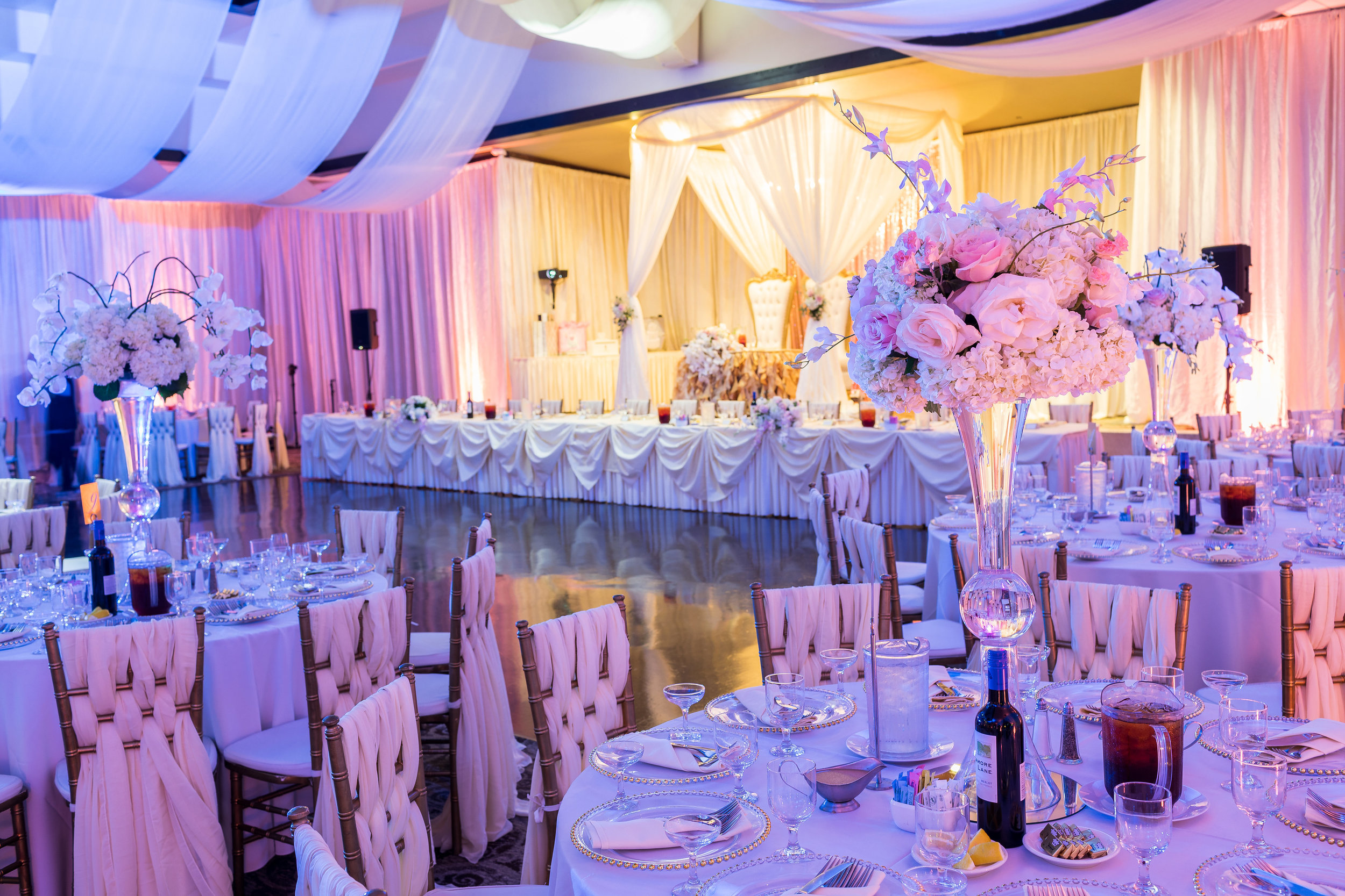 Photo of Romantic Luxurious White Wedding in Long Beach.jpg
