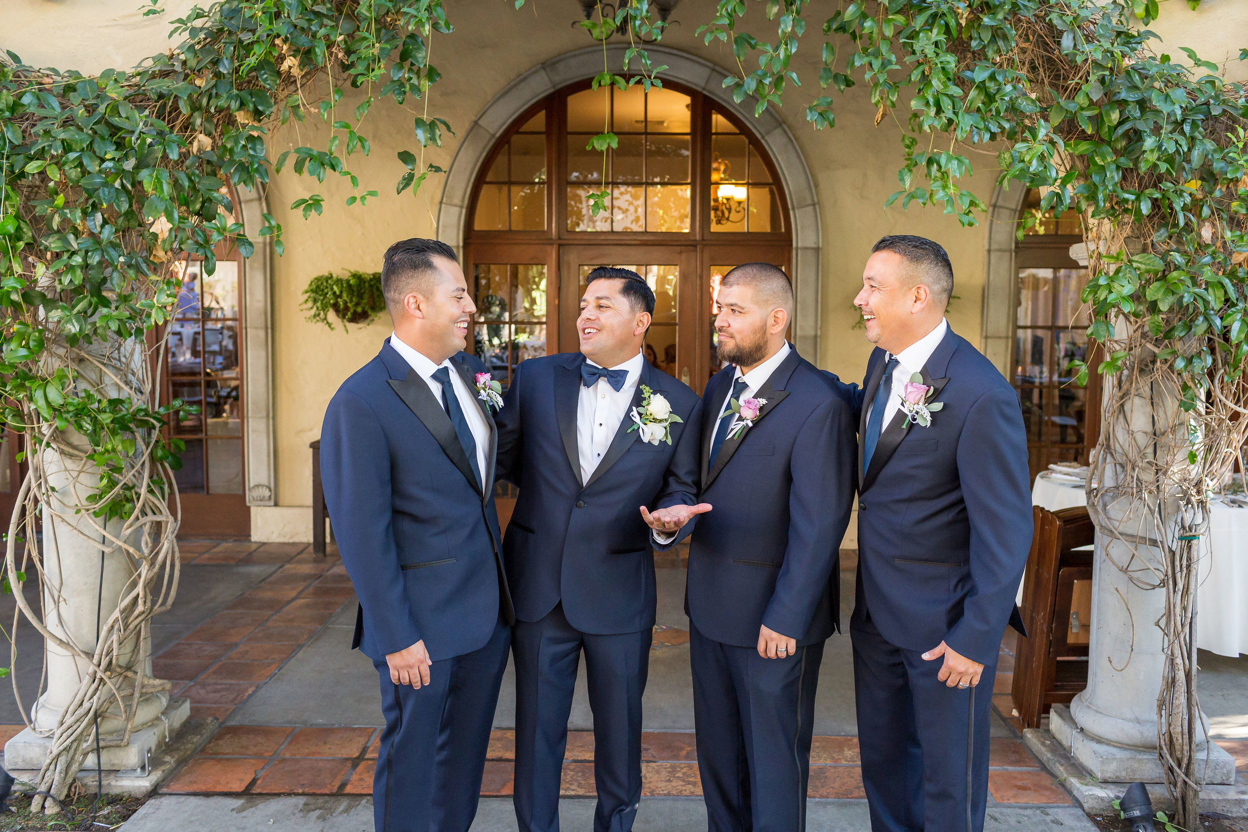 ! Groom and Groomsmen Lifestyle picture at Green Parrot Villa.jpg
