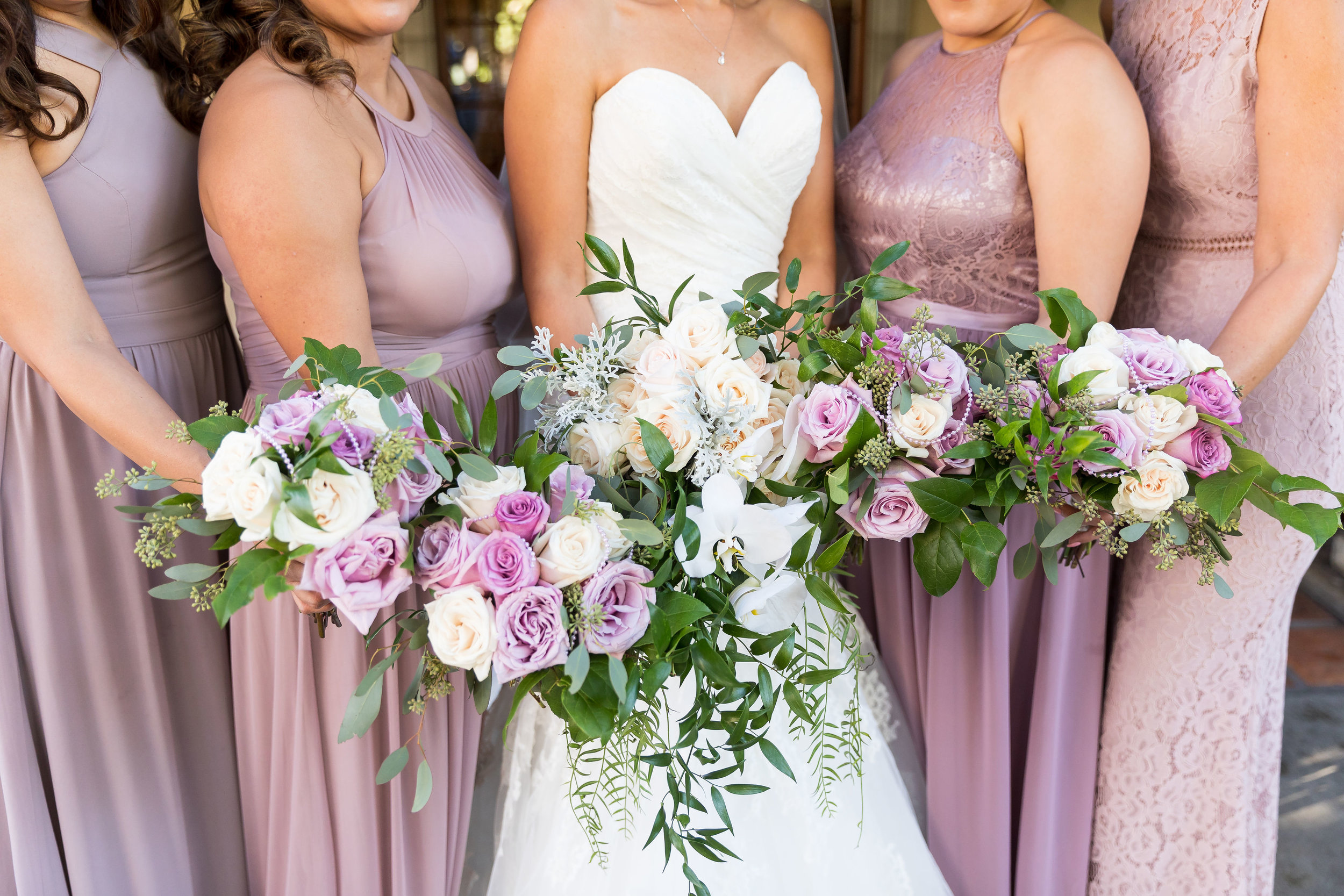! Bridal Bouquets at Green Parrot Villa.jpg