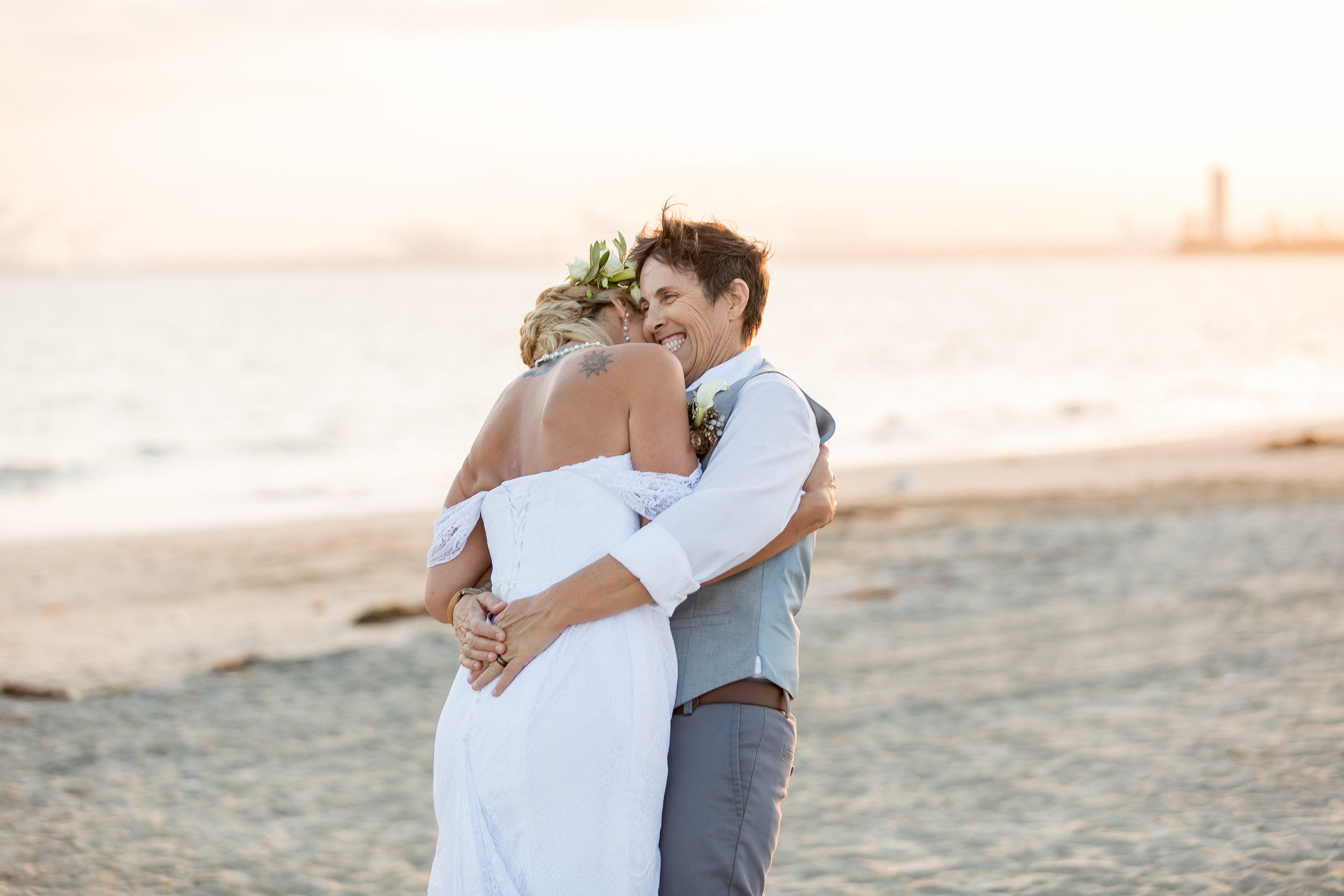 Authentic Love and Hapiness Long Beach Wedding Photos.jpg