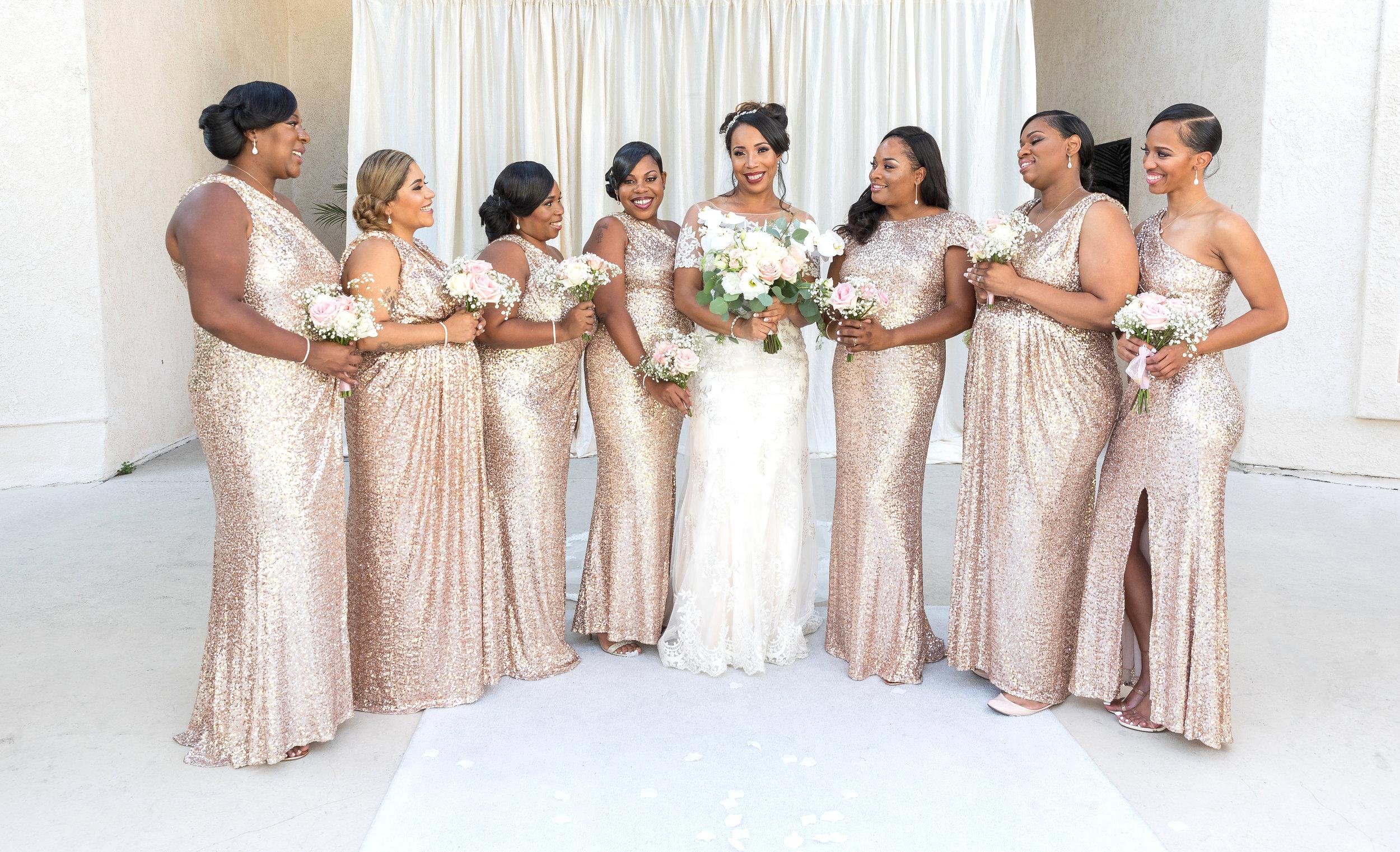 ! Beautiful Bridesmaids at the Long Beach Grand.jpg