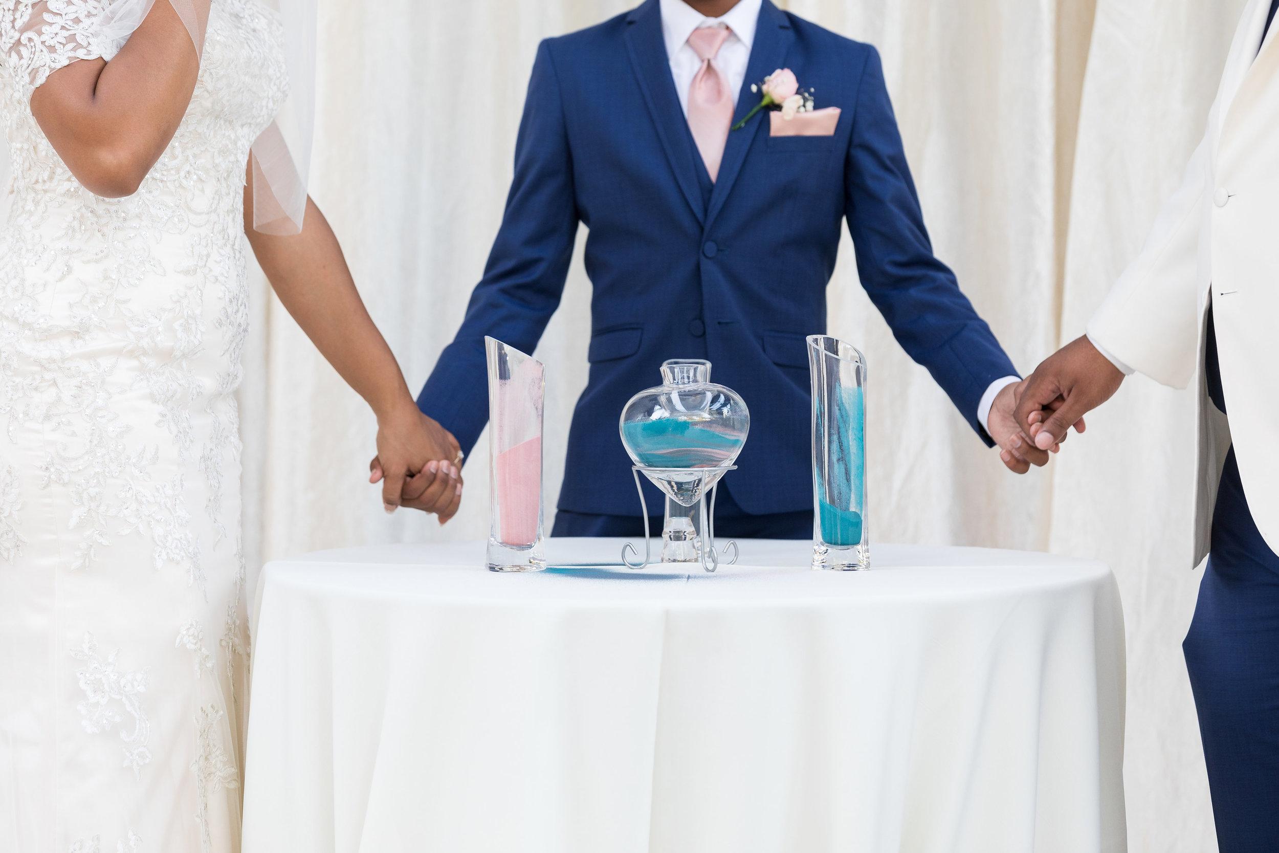 ! Long Beach Wedding Sand Ceremony with Son.jpg