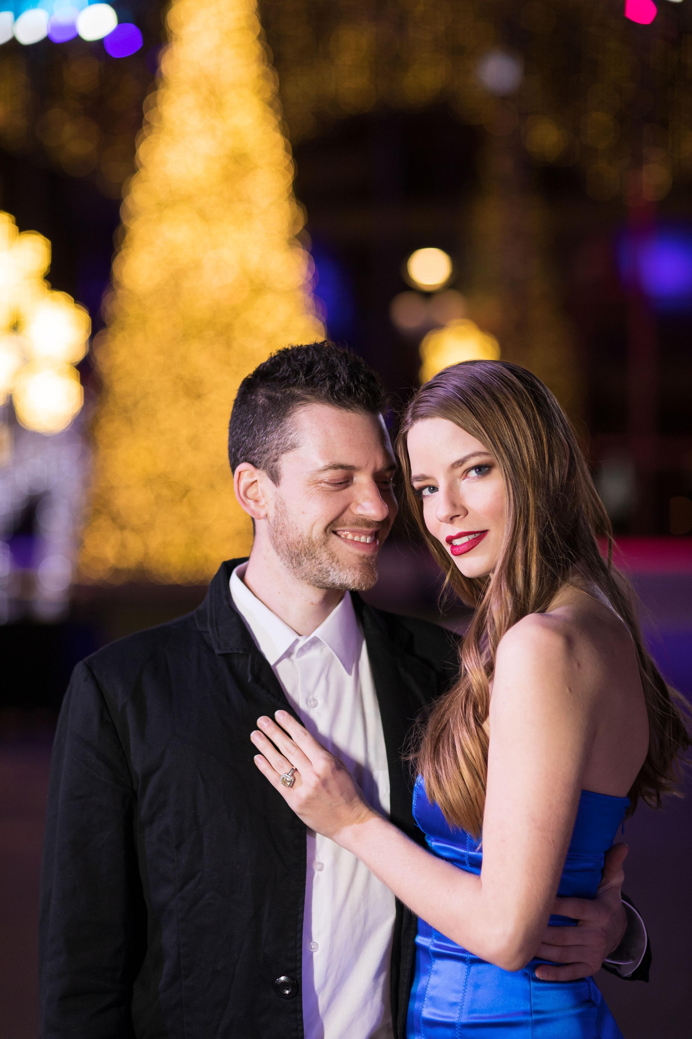 ! Romantic Engagement Photo Shoot at Night in Long Beach.jpg