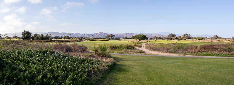 Olivas Links Golf course
