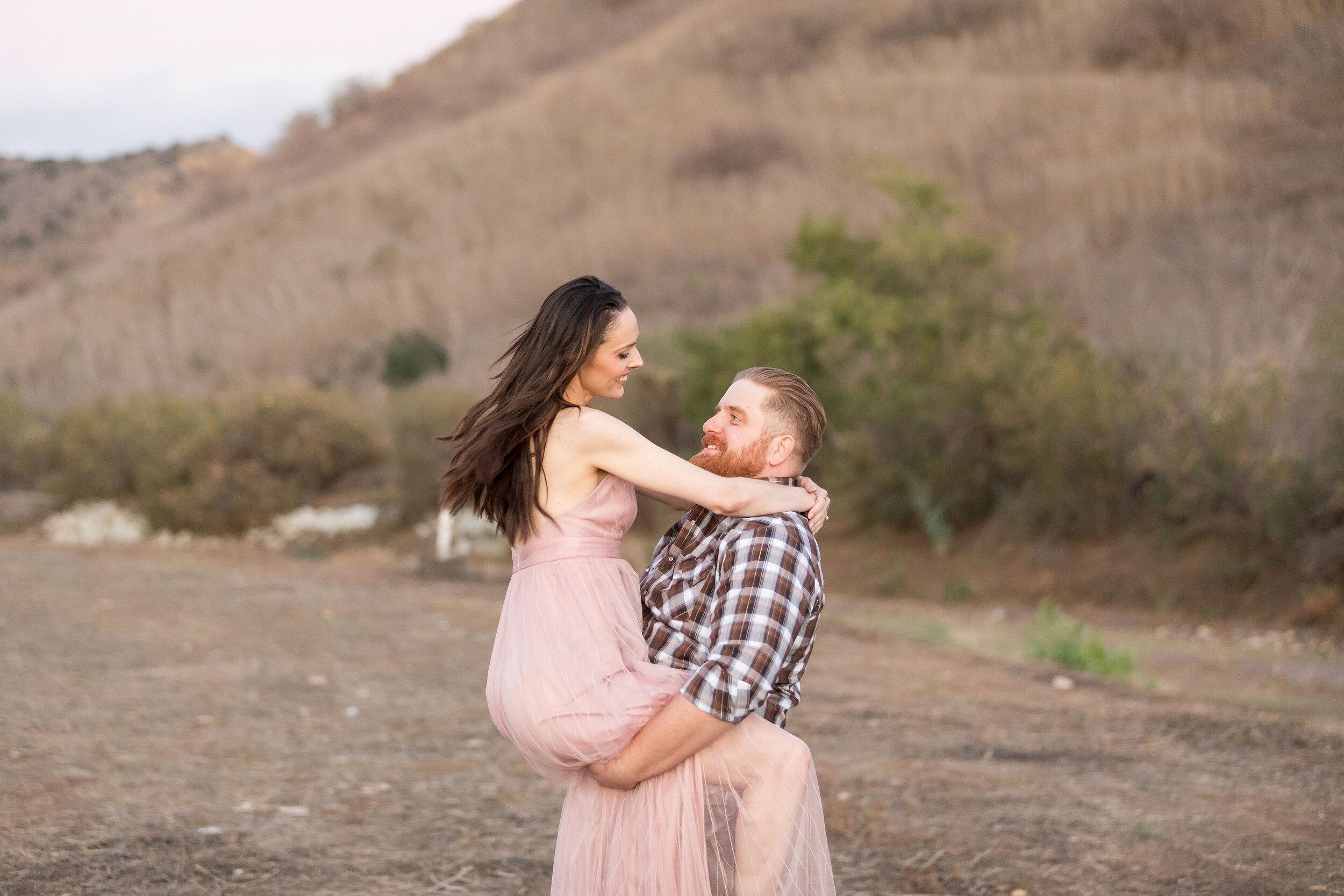 ! Romantic Playful Engagement Session Best OC Photographer.jpg