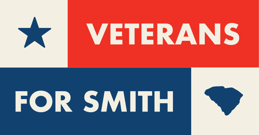 A coalition logo for James Smith, South Carolina's 2018 Democratic gubernatorial candidate.