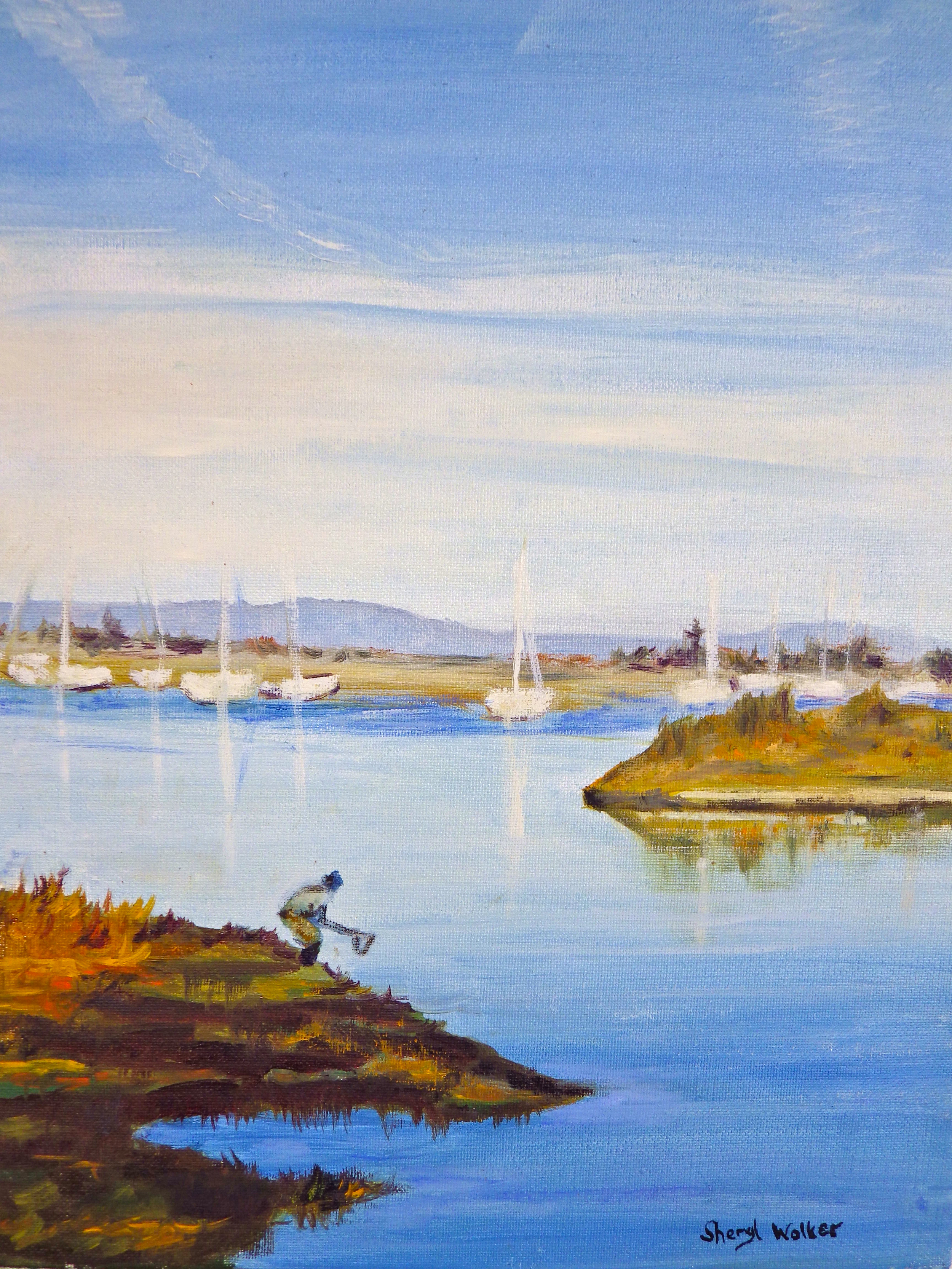 Nicomekl Fishing