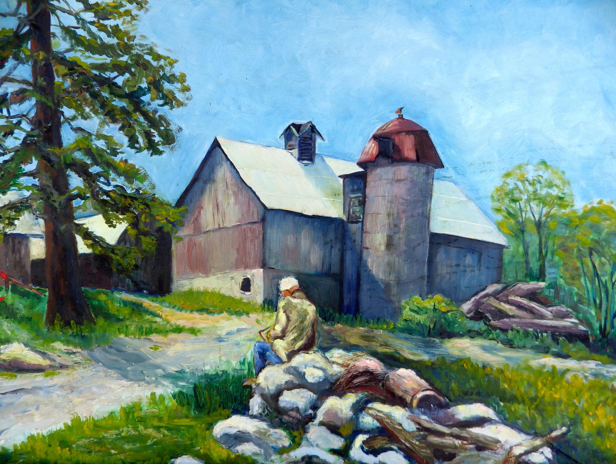 Gatineau Barn