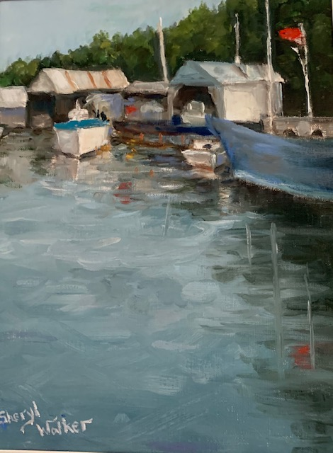 Harbour - Private Collection