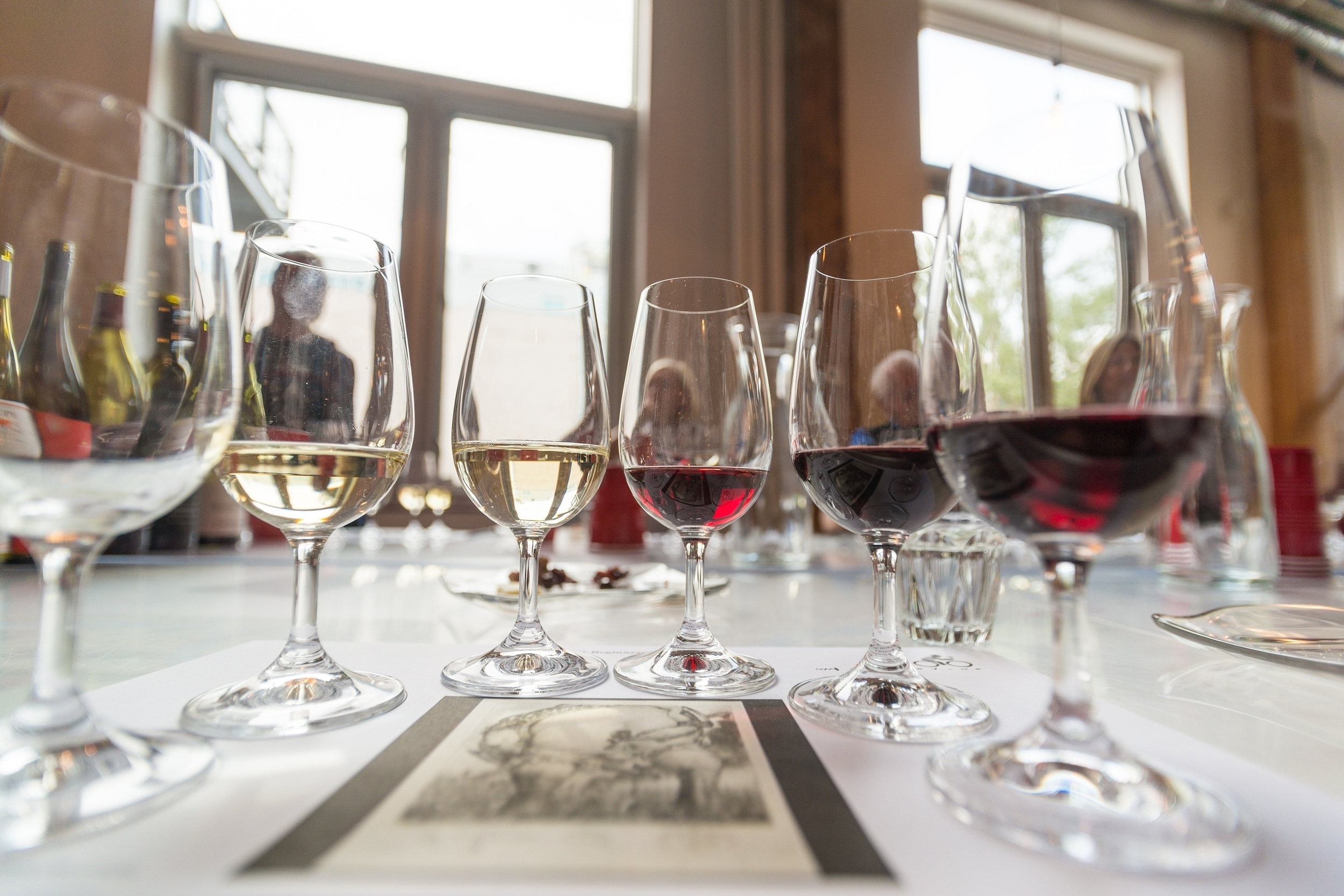 Sign up for a Fall tasting