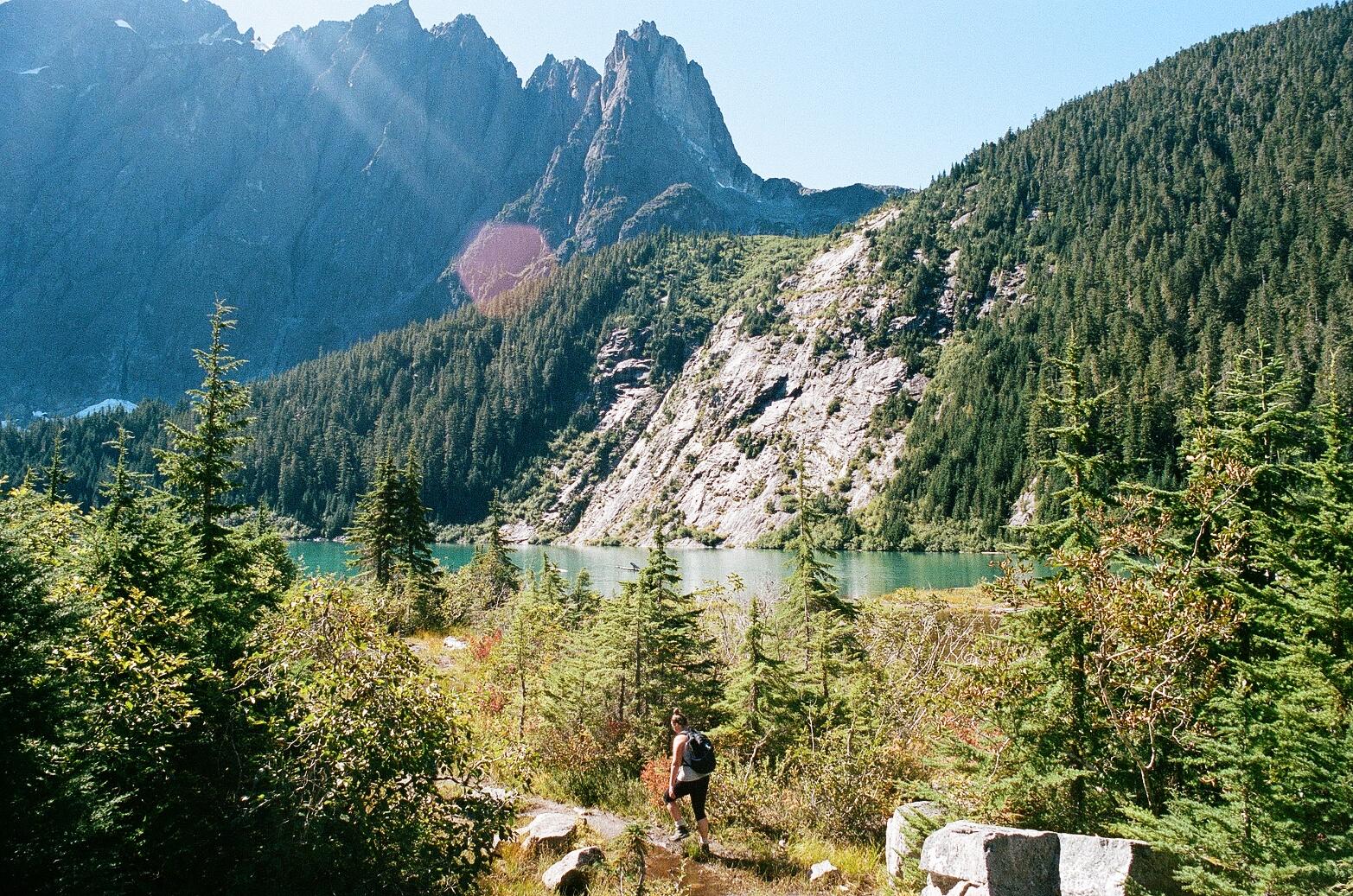 Landslide Lake -