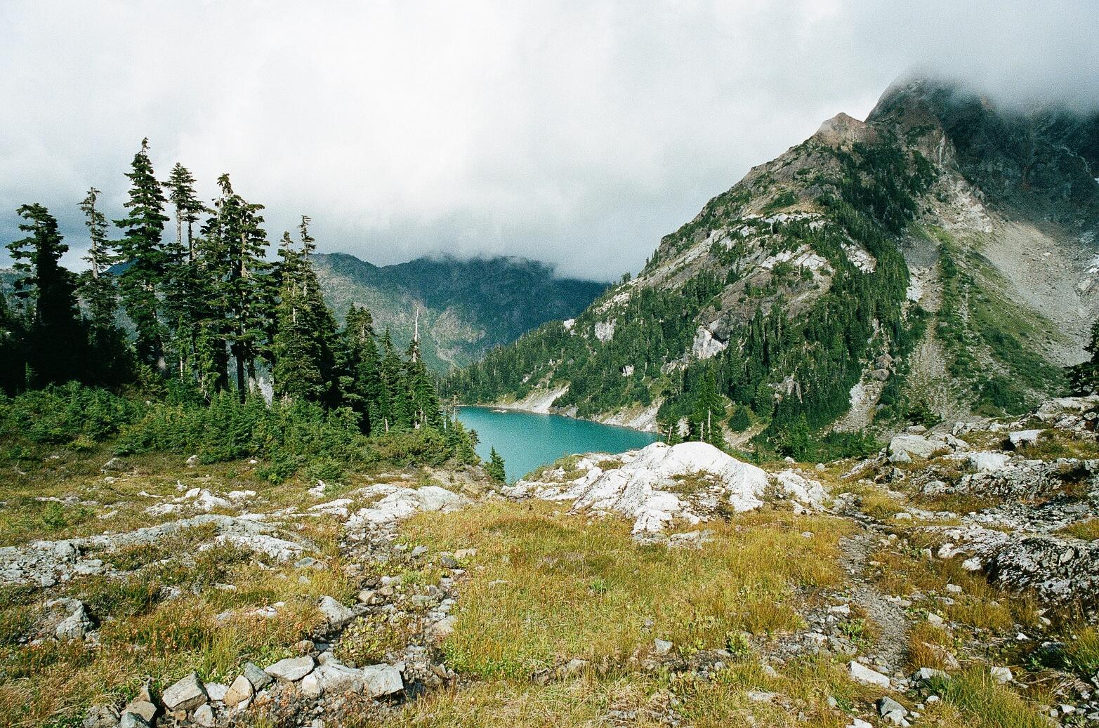 Cream Lake -