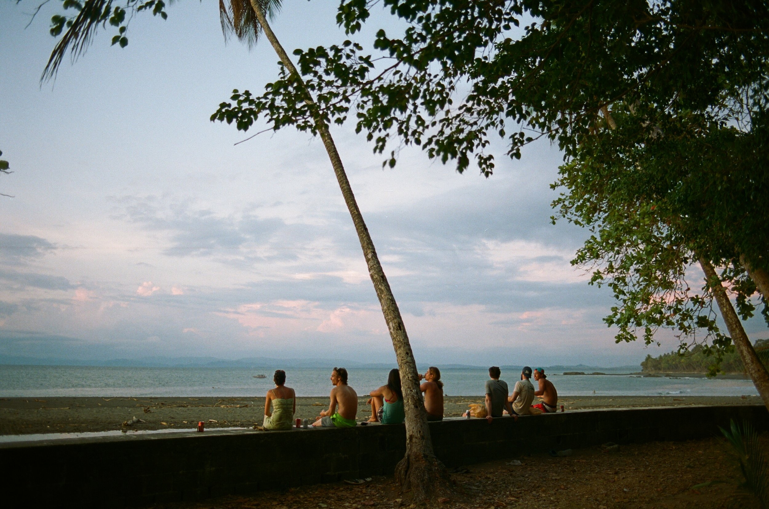South Pacific Surf -