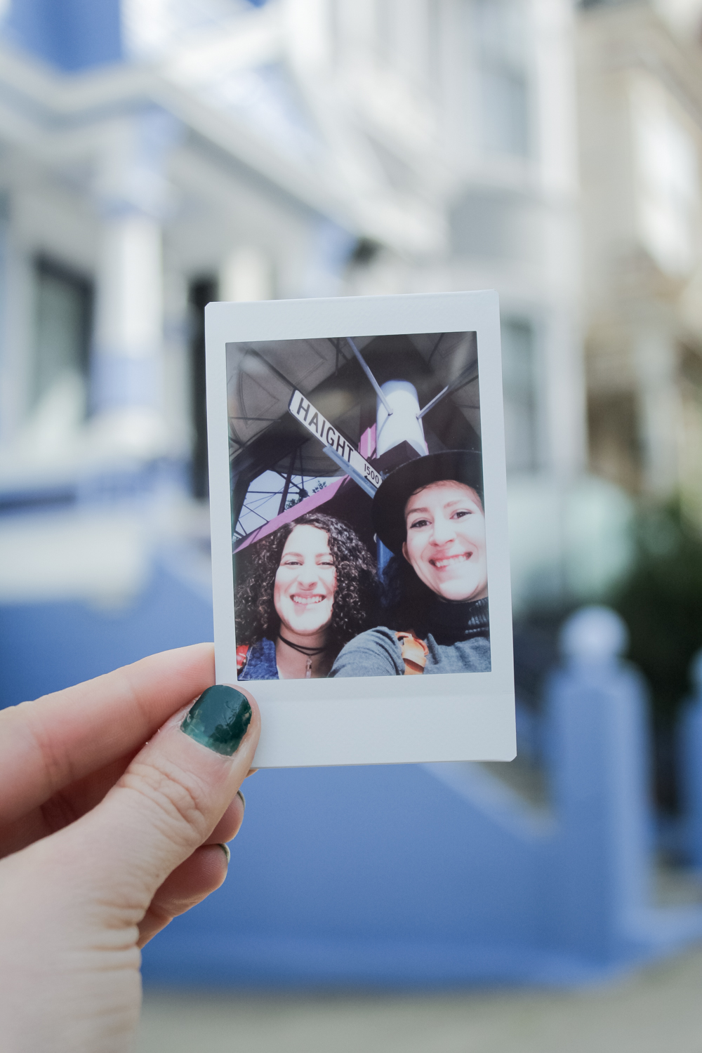 7 PLACES TO VISIT IN HAIGHT-ASHBURY, SAN FRANCISCO || tinted green