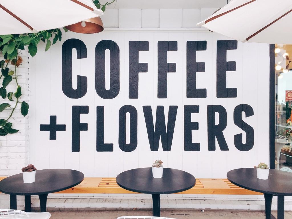 san diego coffee shop / communal coffee in north park / tinted-green.com