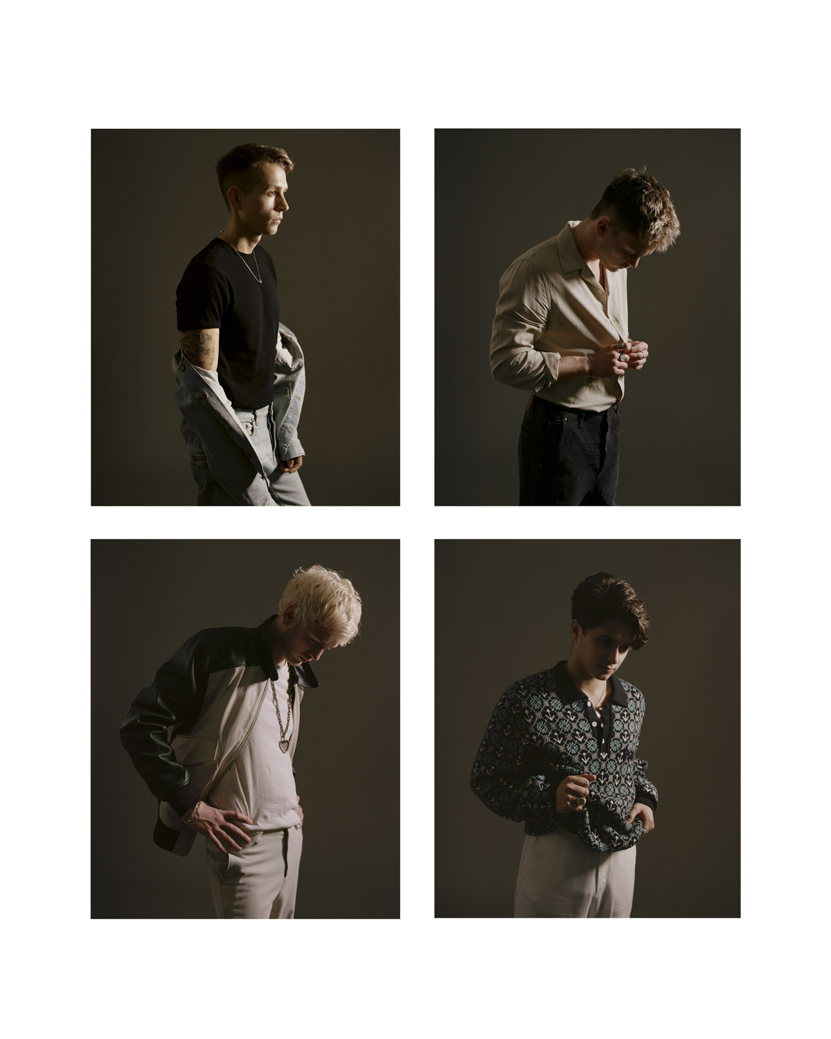 The Vamps / Notion Magazine