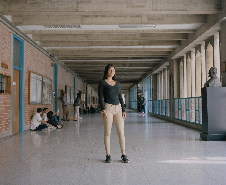 6. Sarai at her university hall.jpg