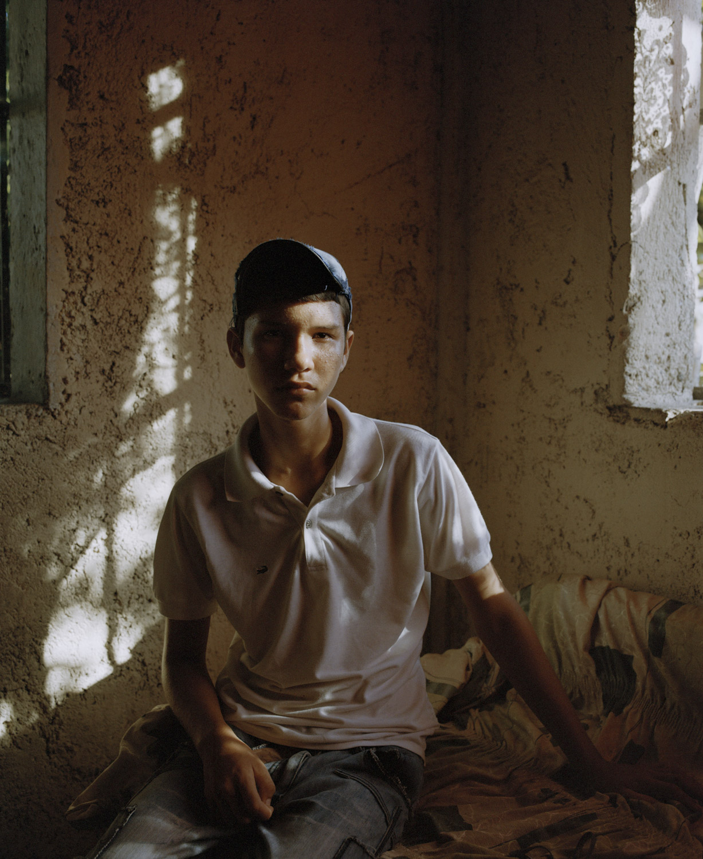 37. Felix sat in his living room.jpg