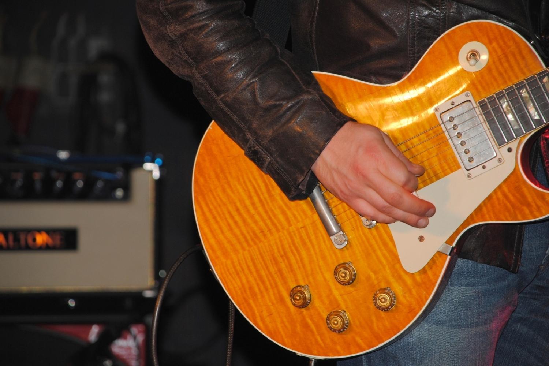 Henrik Freischladers Gibson Les Paul