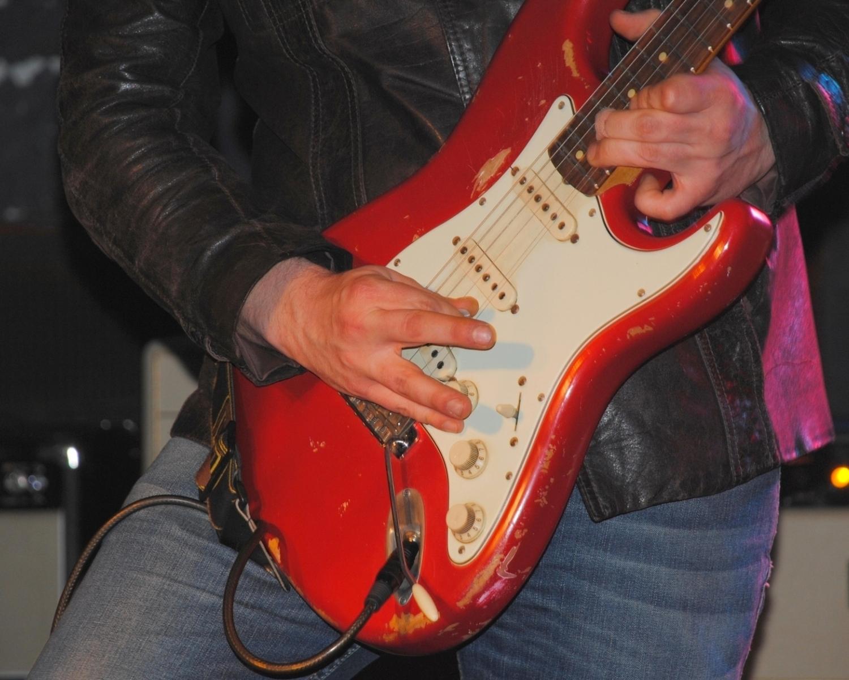 Henrik Freischladers Monster Relic Stratocaster