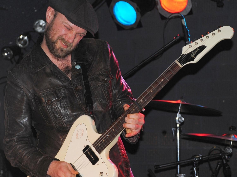Henrik Freischlader - Blues-Gitarrist und Sänger aus Wuppertal