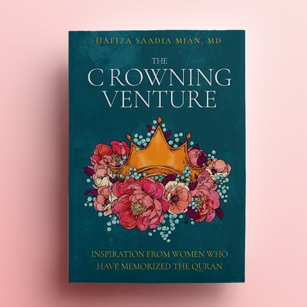 October 2019 - The Crowning Venture by Hafiza Saadia MianRead Discussions