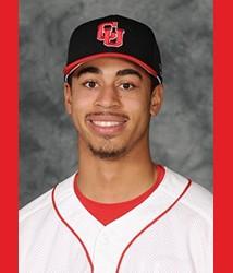 Andre Jones-CalU Baseball