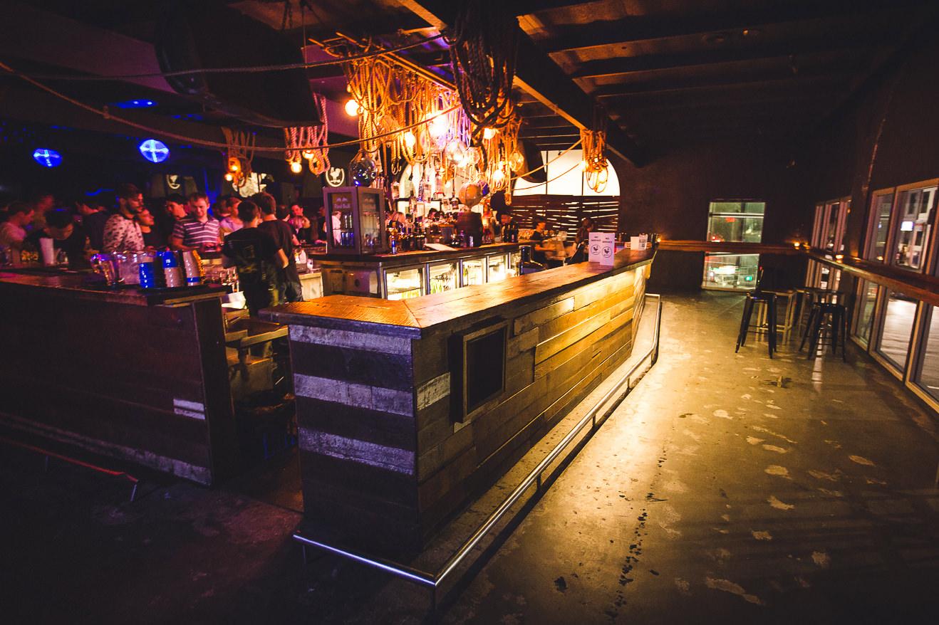 Saloon Bar -