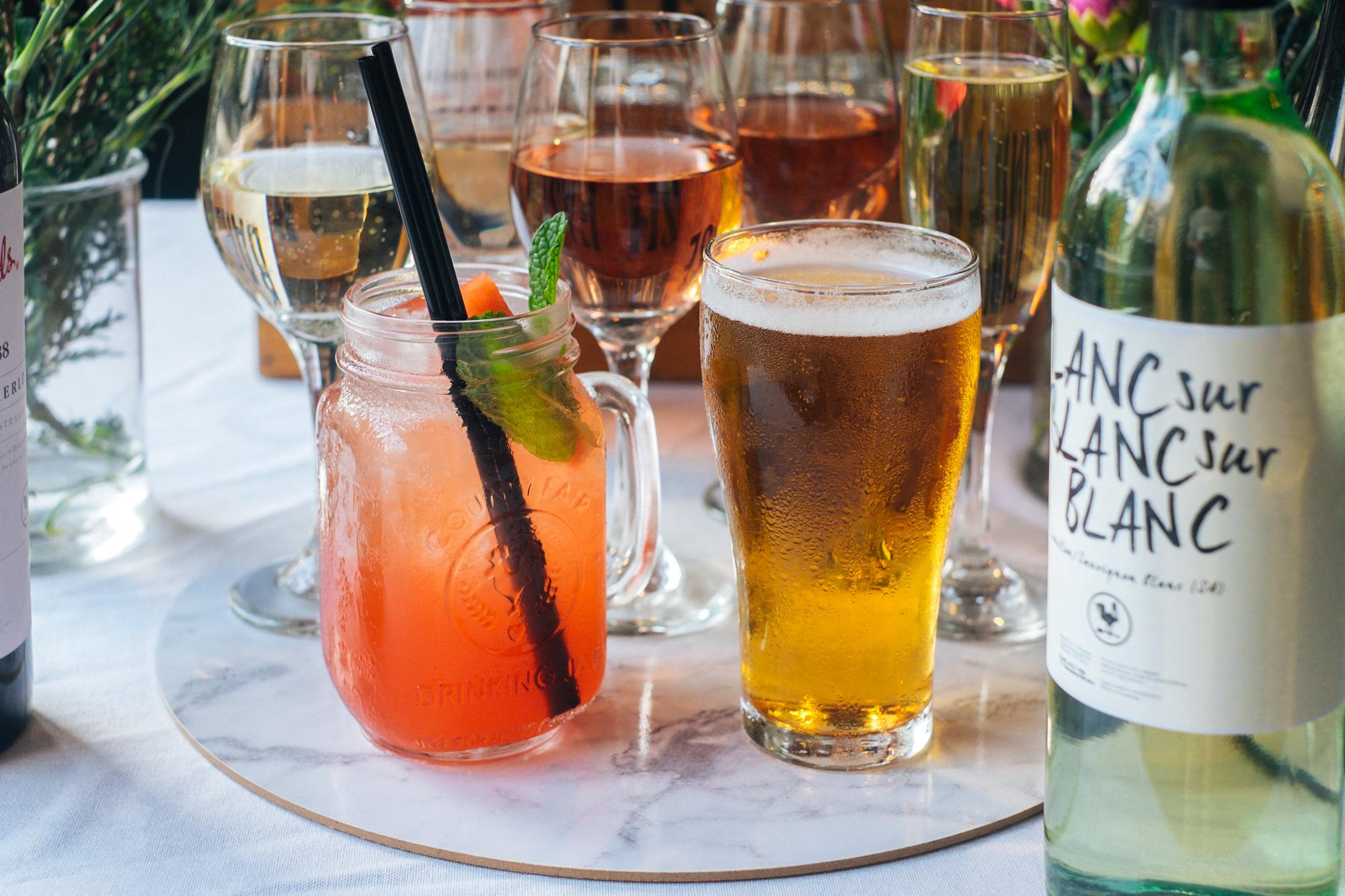 beverage Packages -