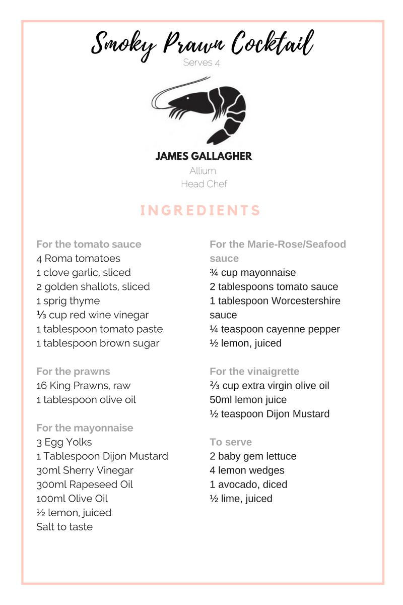 Prawn Cocktail Recipe