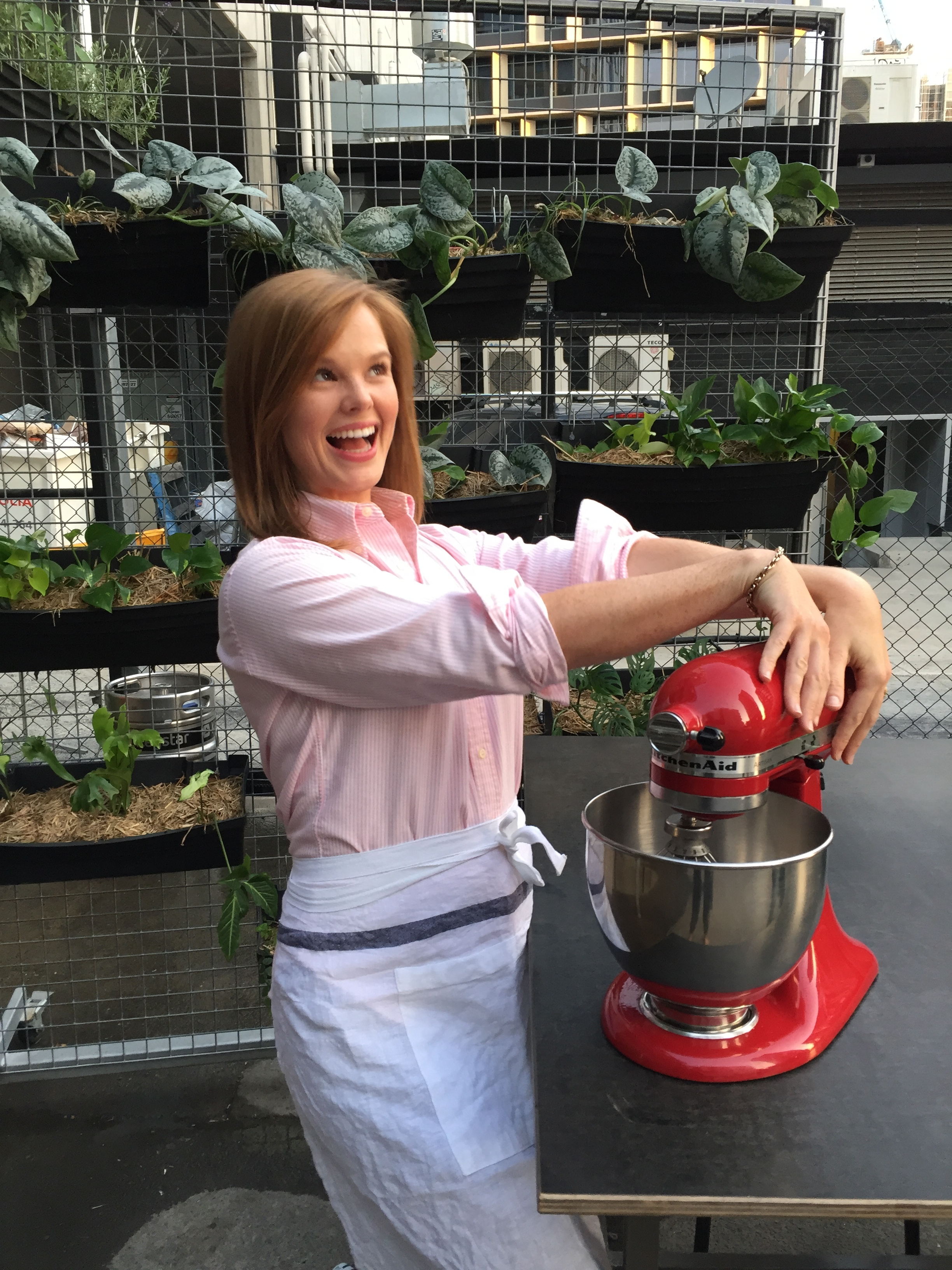 Annabelle Chapple Cooking Class
