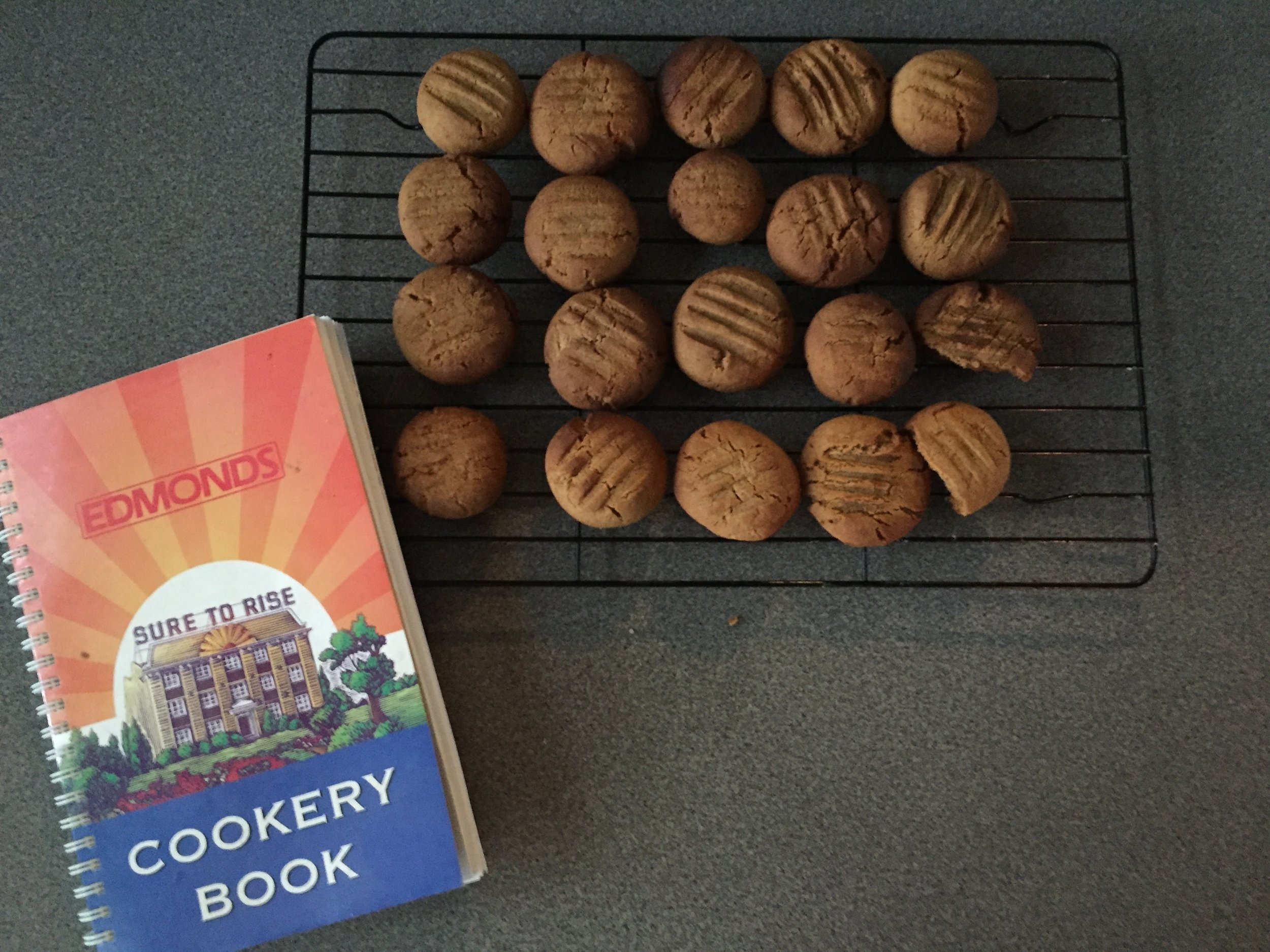 Edmond's Baking Annabelle Chapple