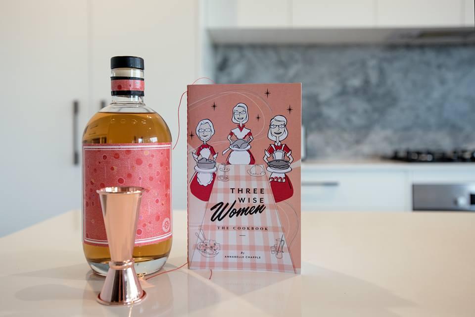 Four Pillars Gin TWW Cookbook