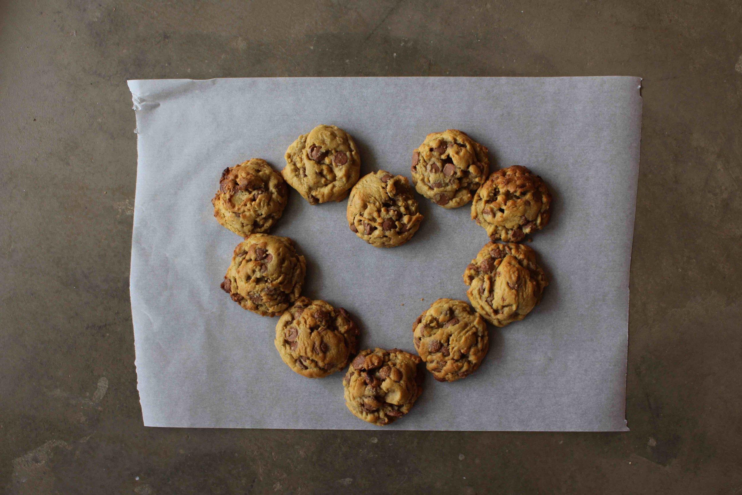 Levain Cookie Recipe
