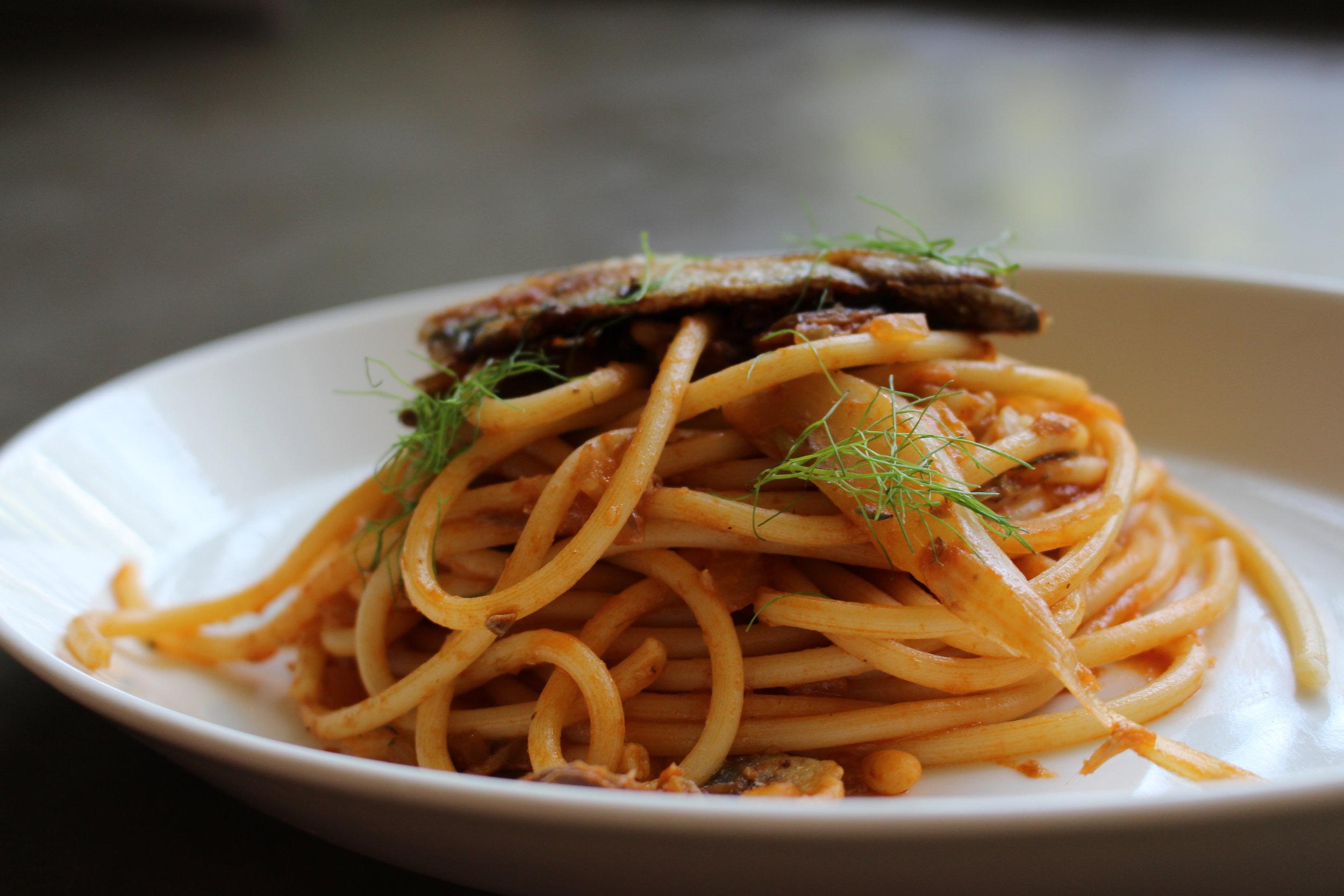 Venetian Seafood Pasta