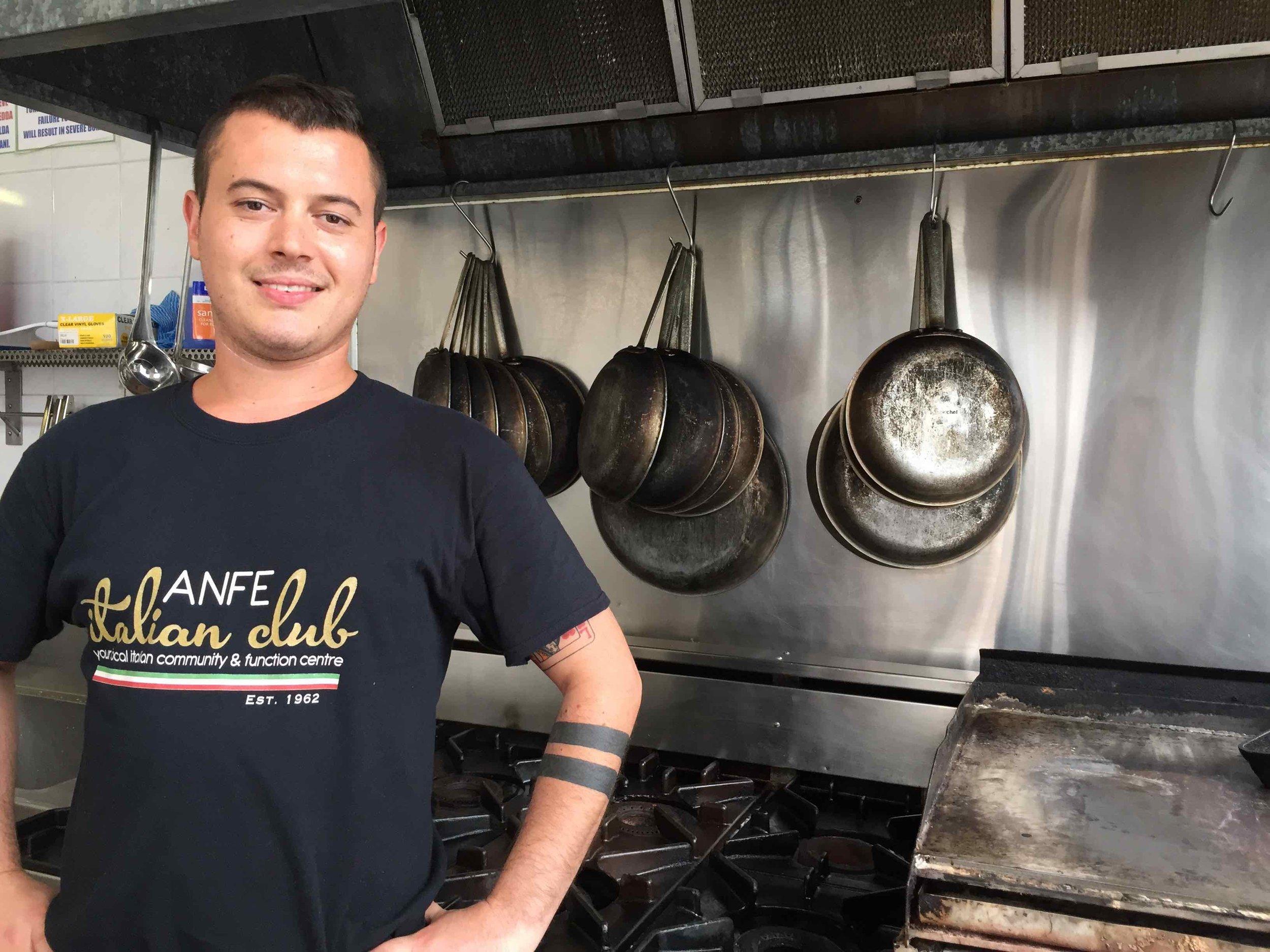 ANFE Italian Club - Brisbane