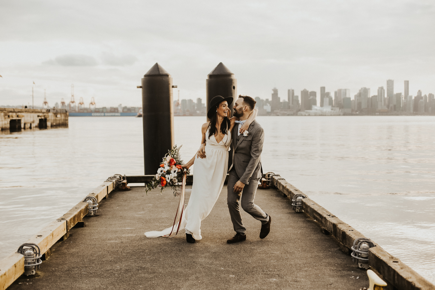North Vancouver Vow Renewal