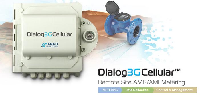 AMR Transmiter for Water Meters