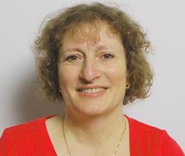 Edna Ganon, Director of Technology (MRV Communications)