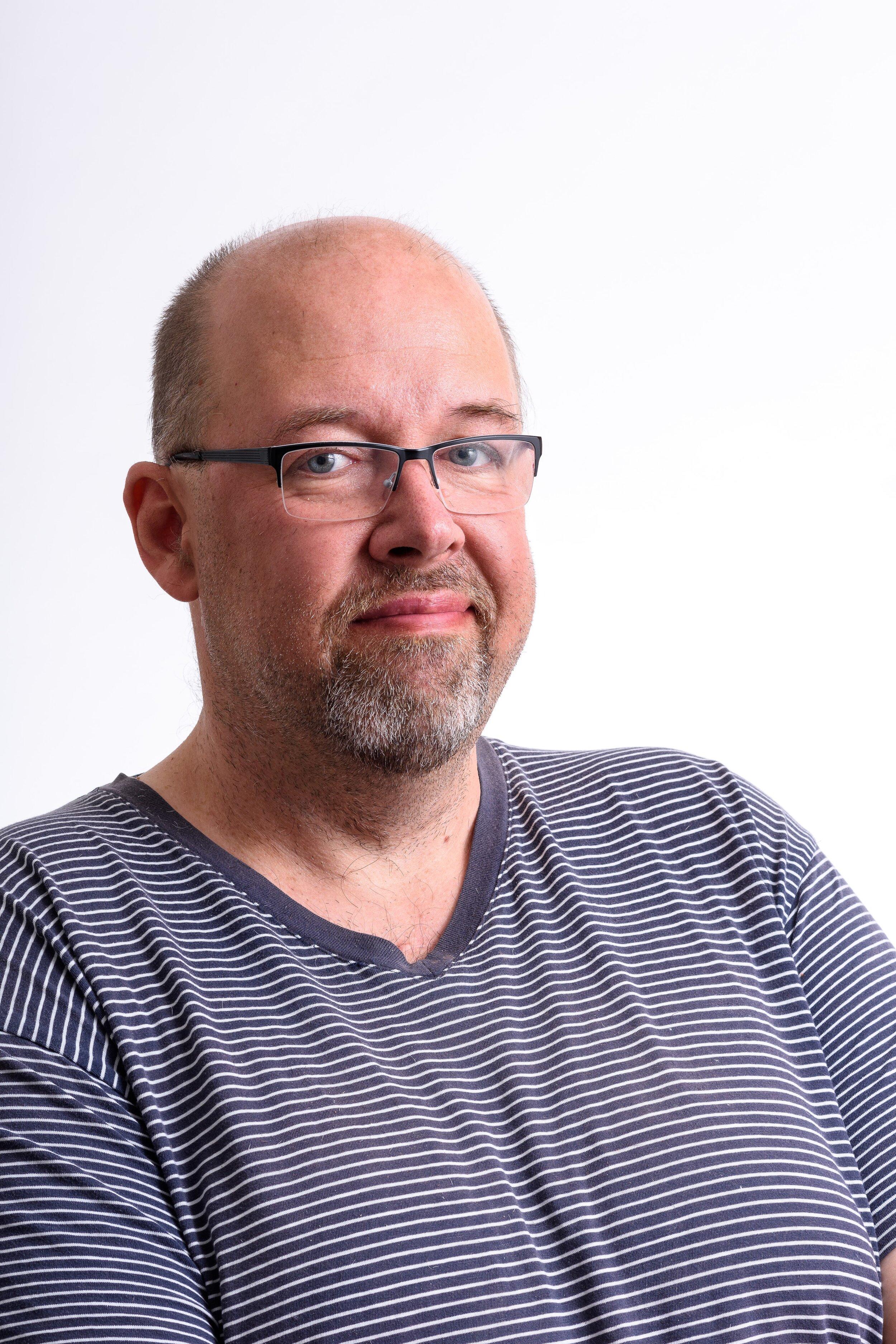 Marcus Rosenlund - vetenskapsjournalist