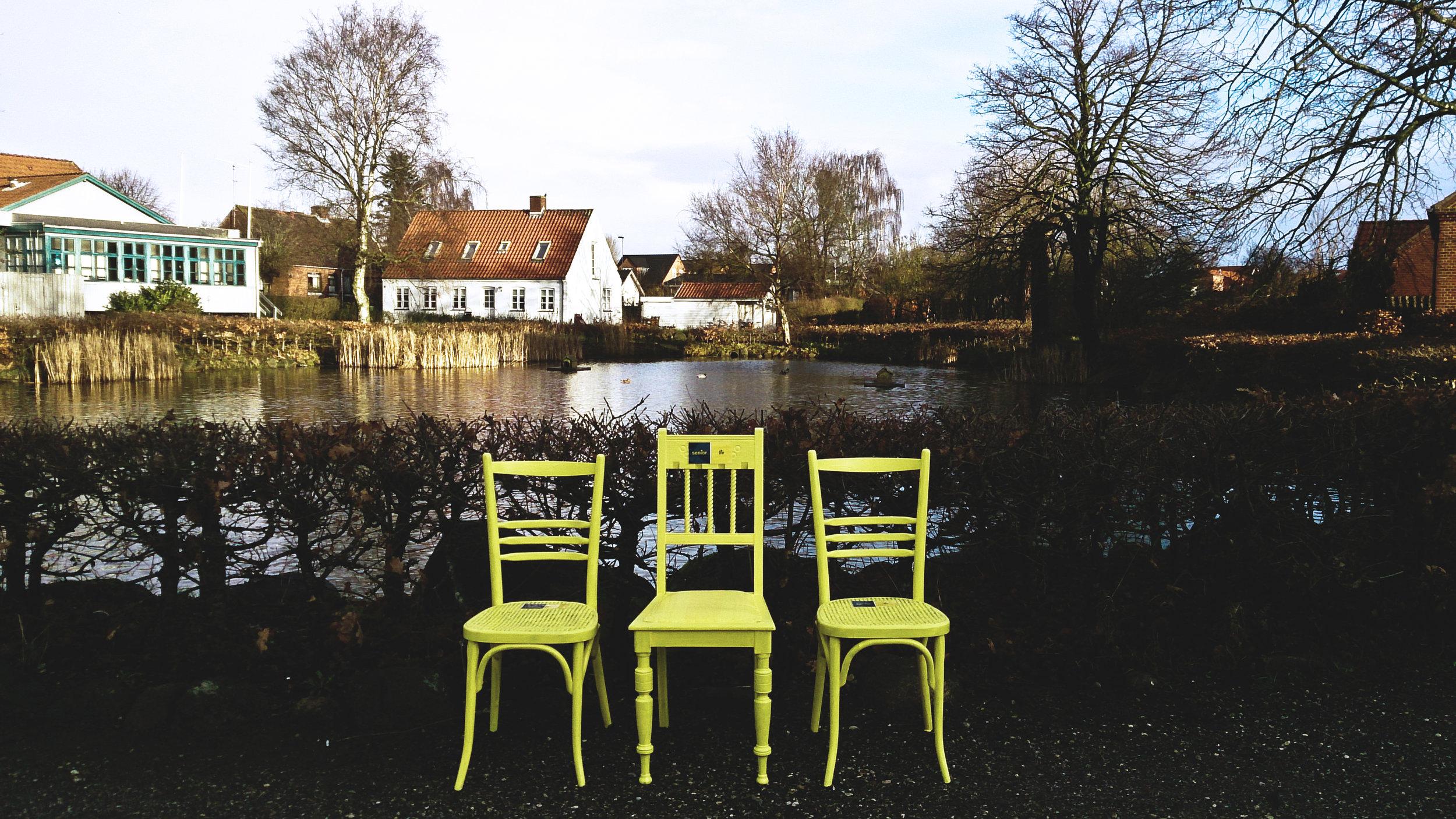 Senior Liv - Service design for senior community in Tilst, Denmark